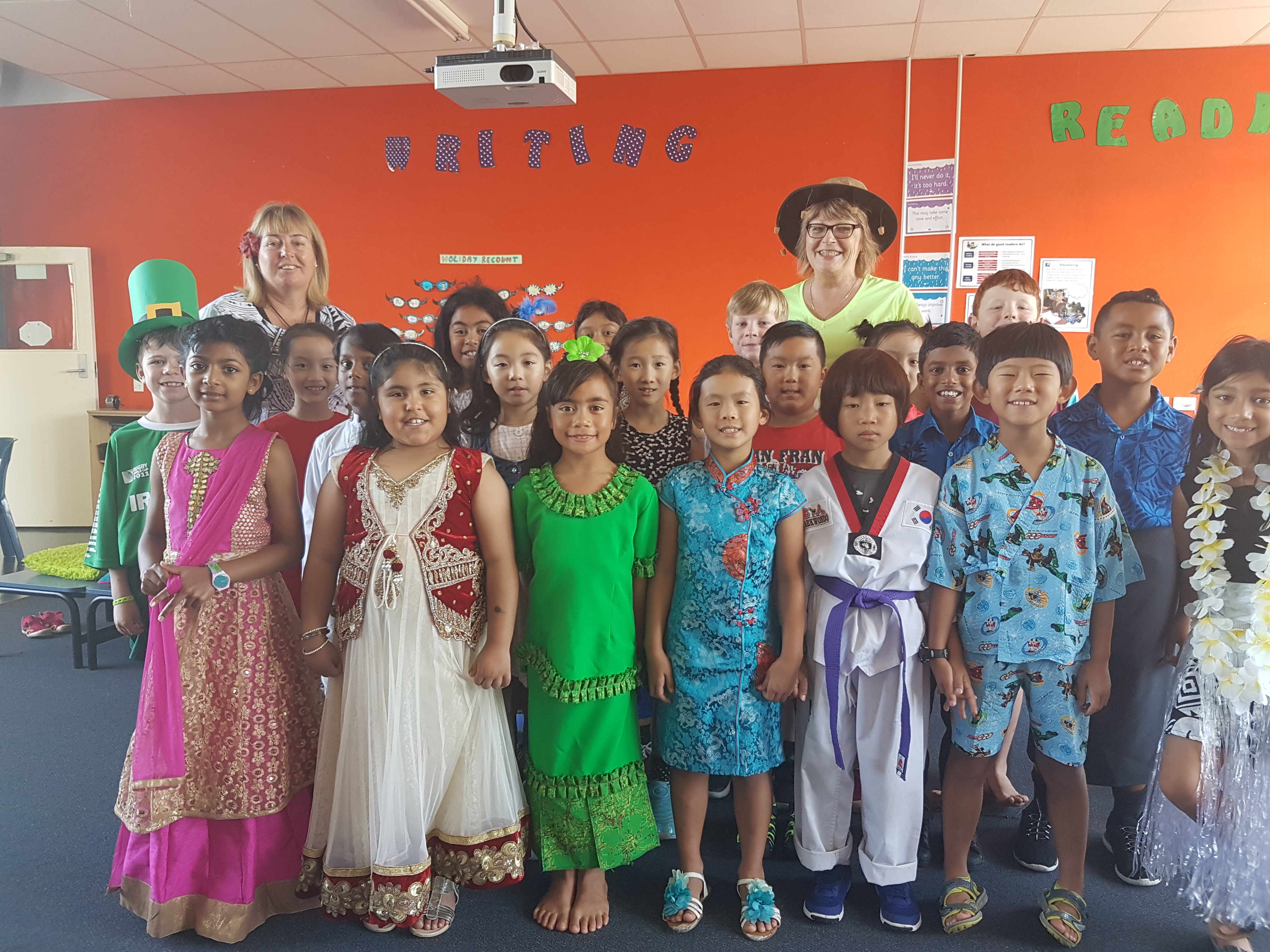 Blockhouse Bay Primary School - Diversity Day