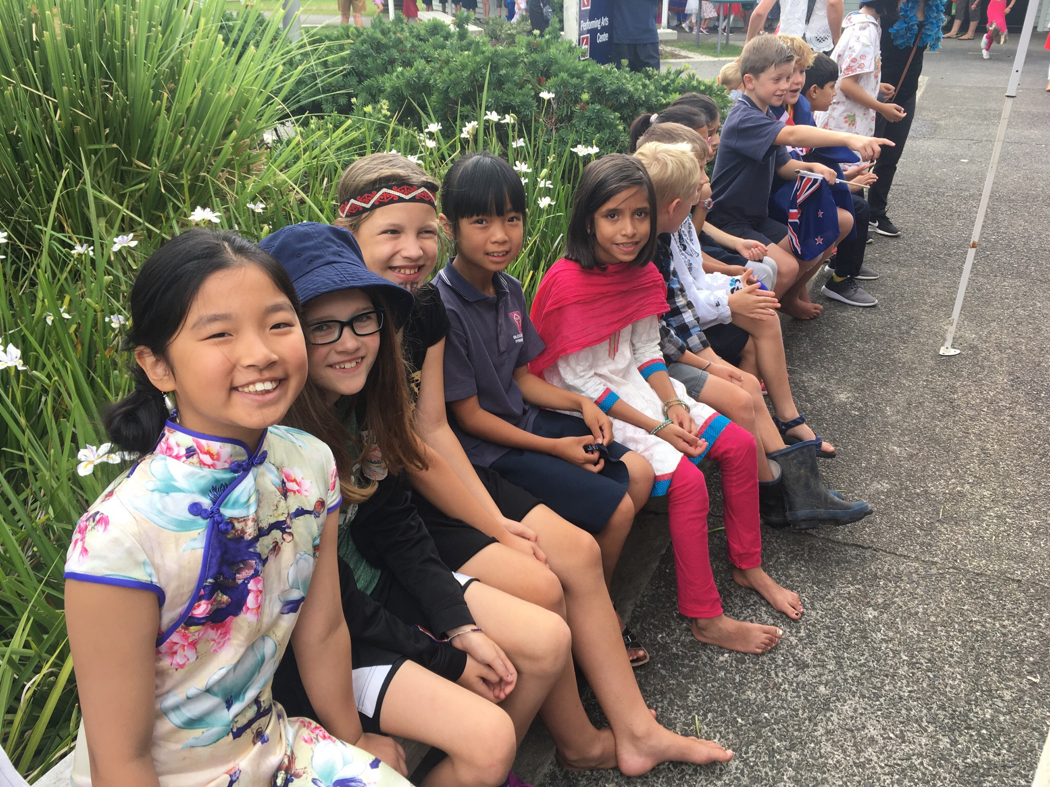 Blockhouse Bay Primary School - Room 8 Diversity Day