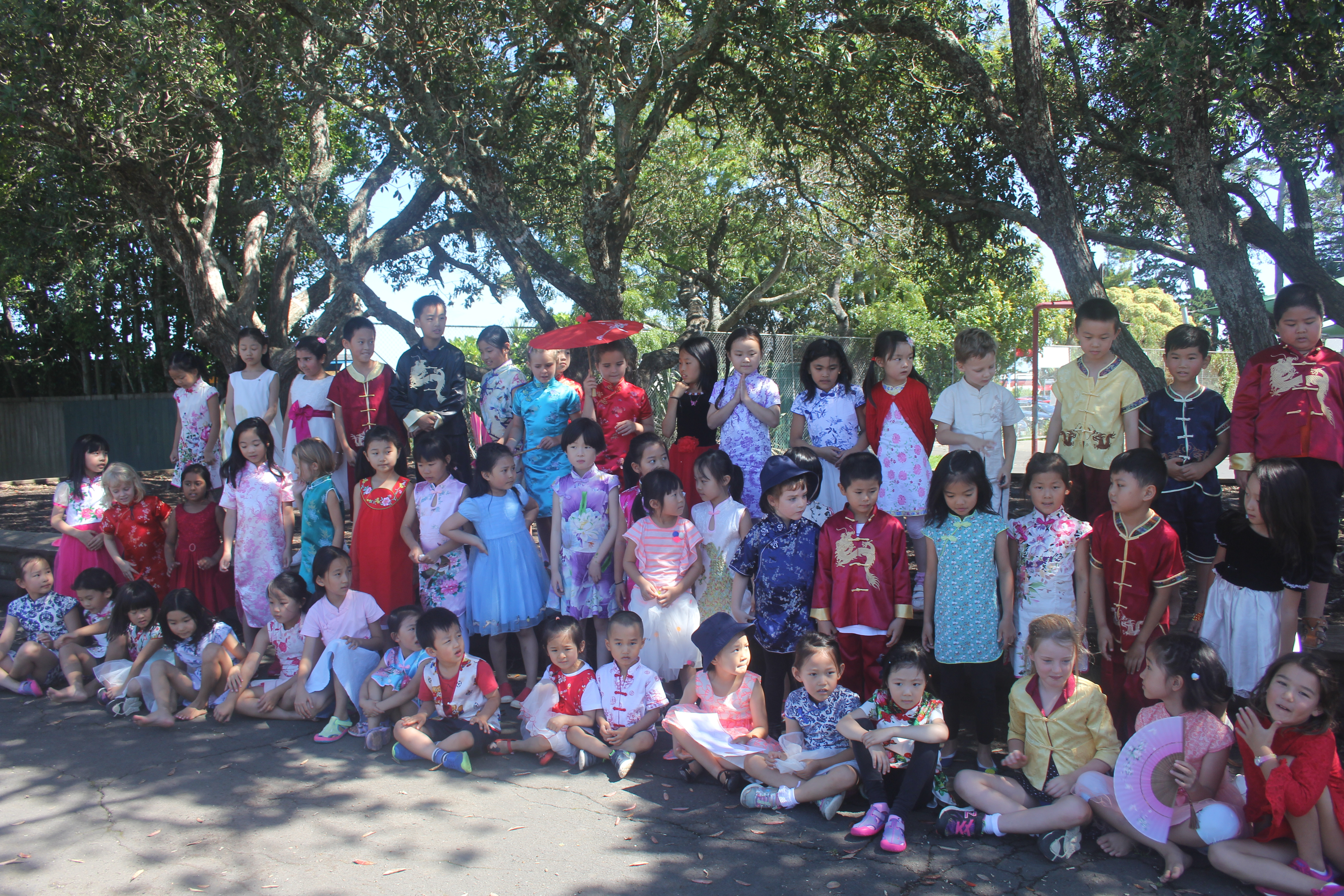 Blockhouse Bay Primary School - Happy Chinese New Year!