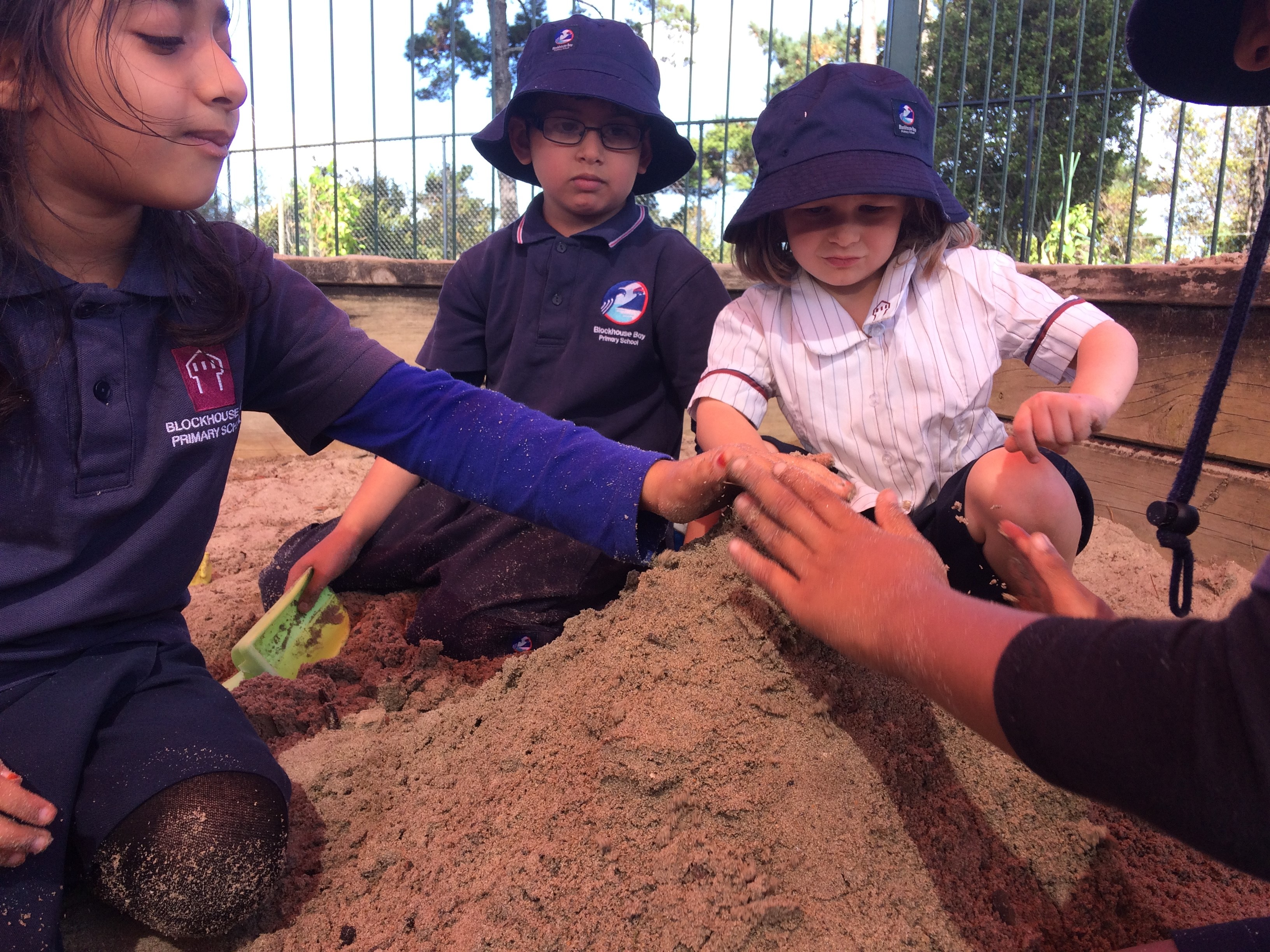 Blockhouse Bay Primary School - Room 19 volcanoes