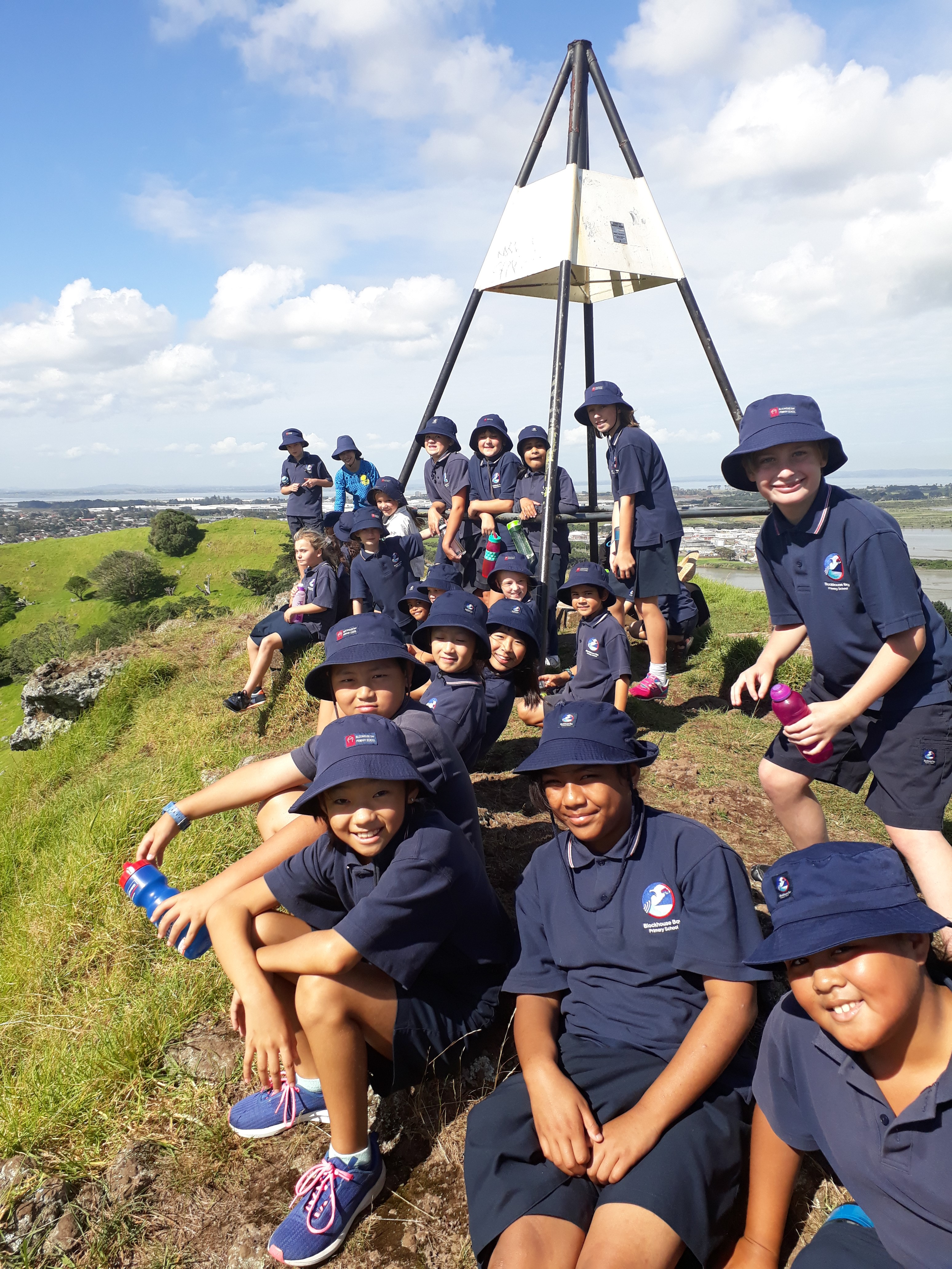 Blockhouse Bay Primary School - Tukana teina Te Pane o Mataoho R13 and R5