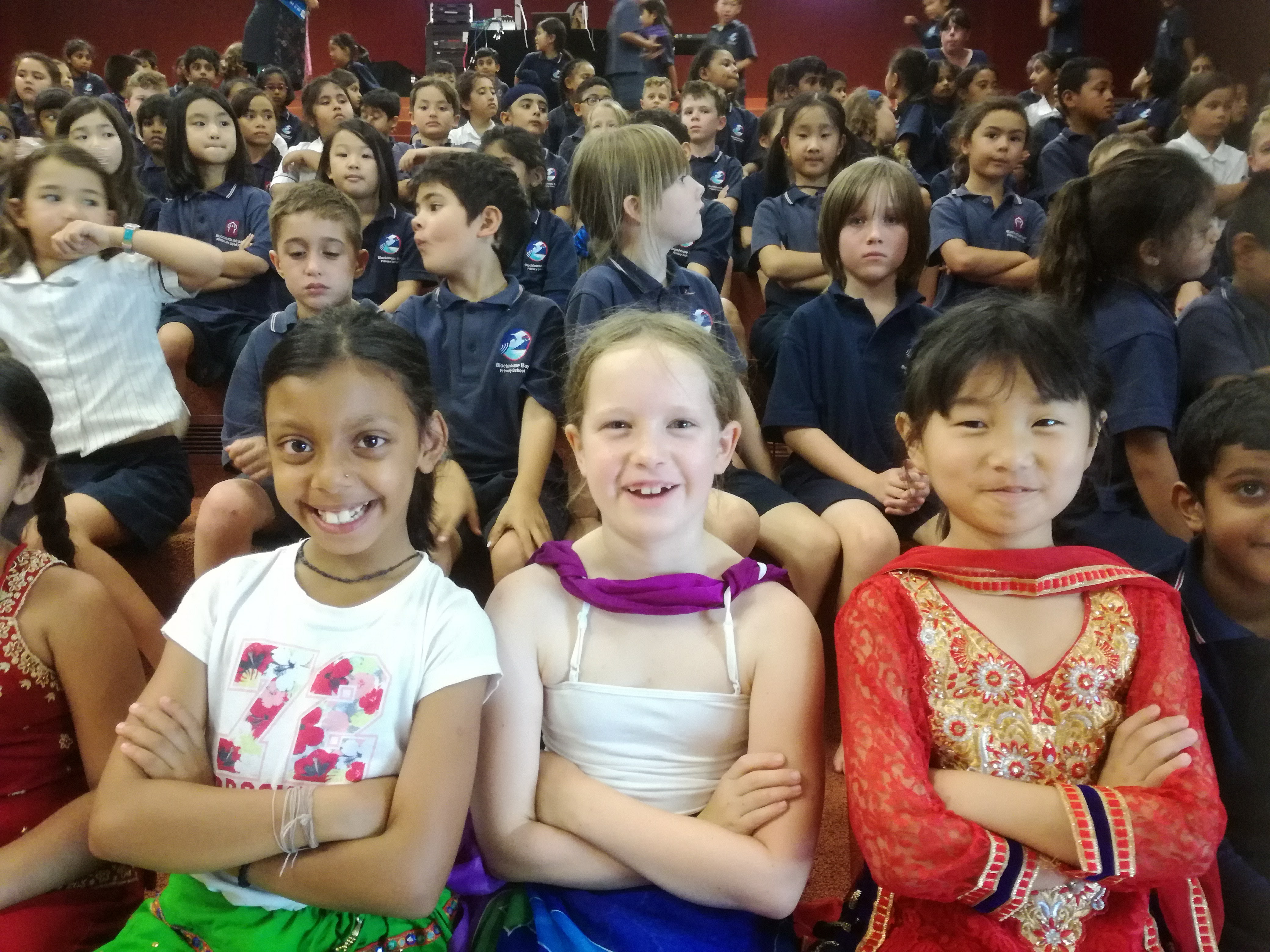 Blockhouse Bay Primary School - Room 3's Term 1 Assembly