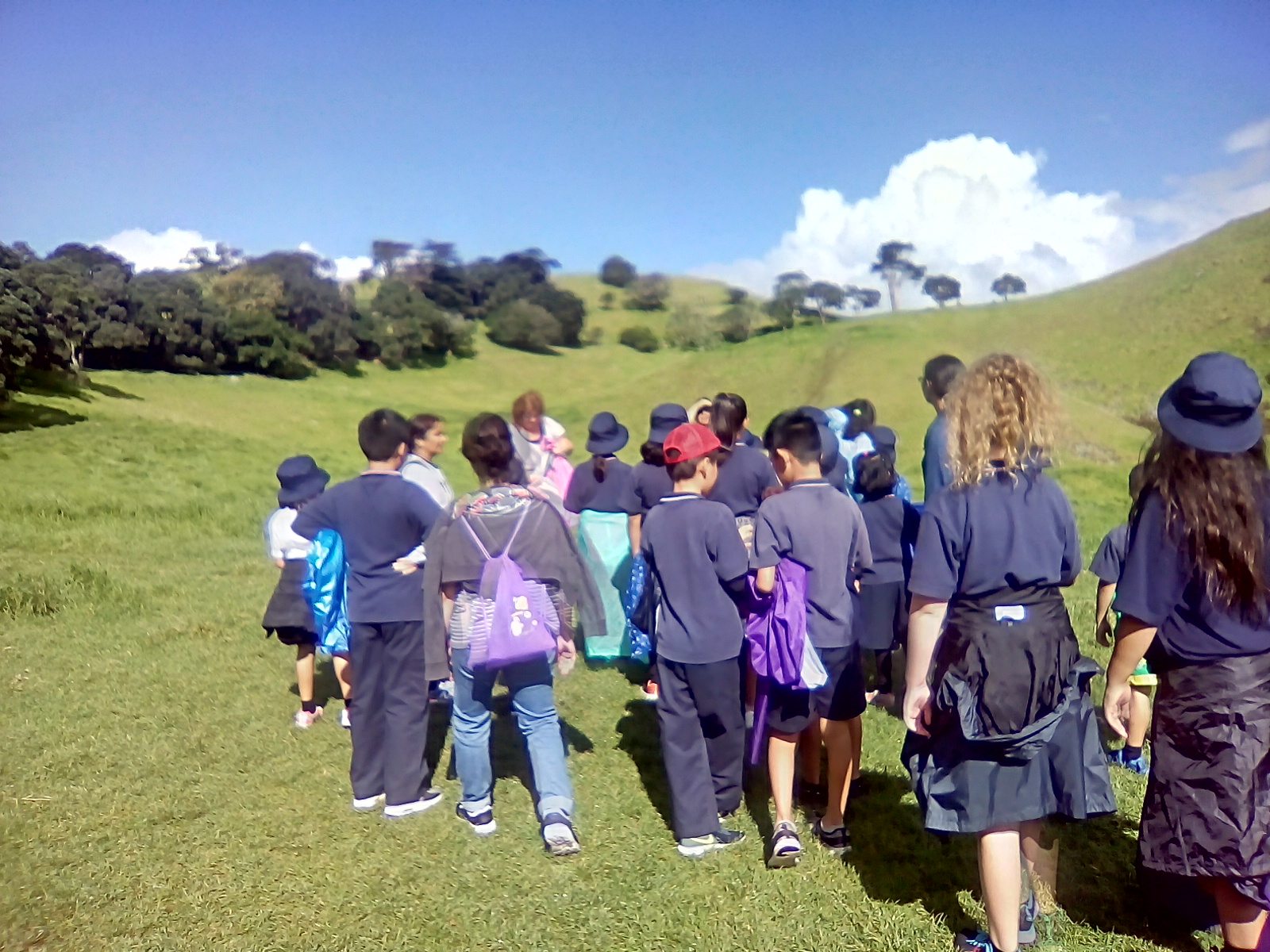 Blockhouse Bay Primary School - Our Awesome-o- Trip!