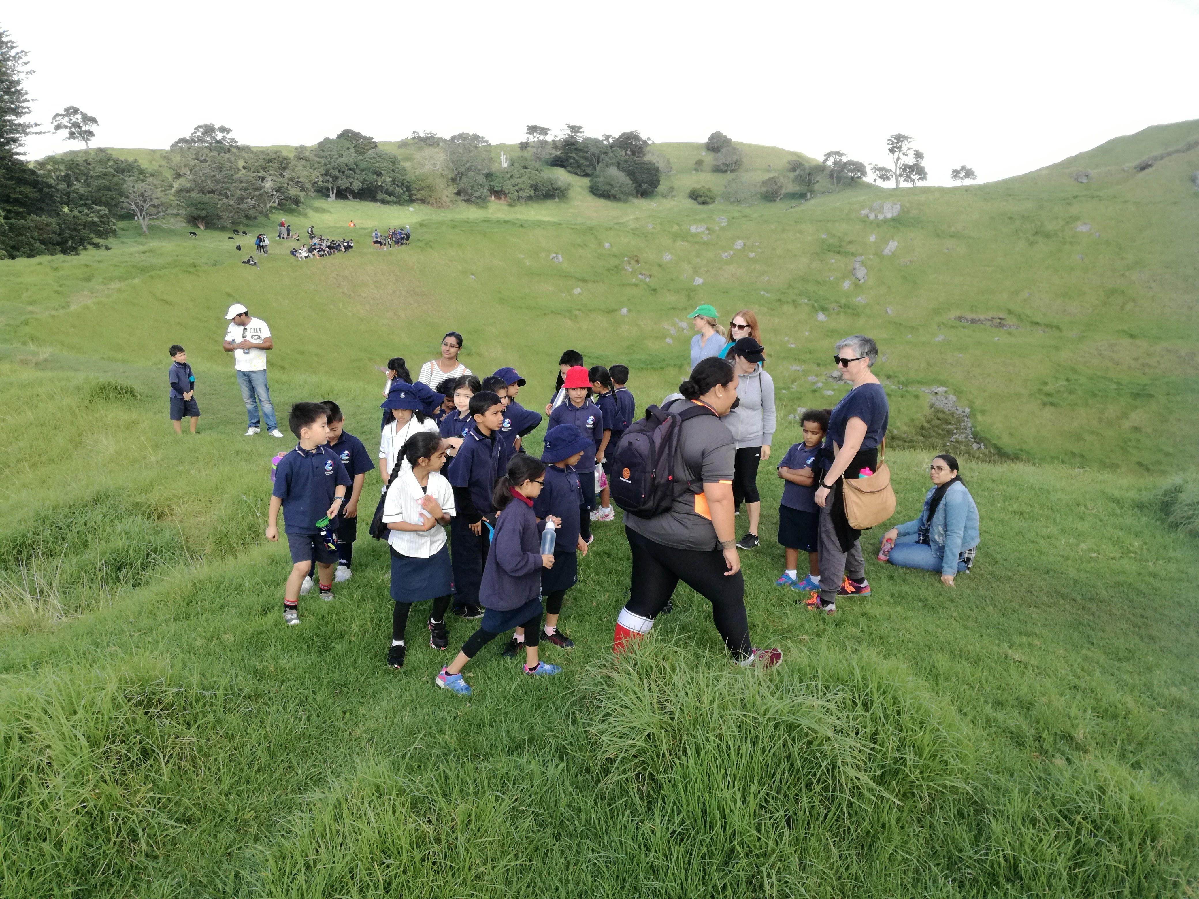 Blockhouse Bay Primary School - Te Pane o Mataoho