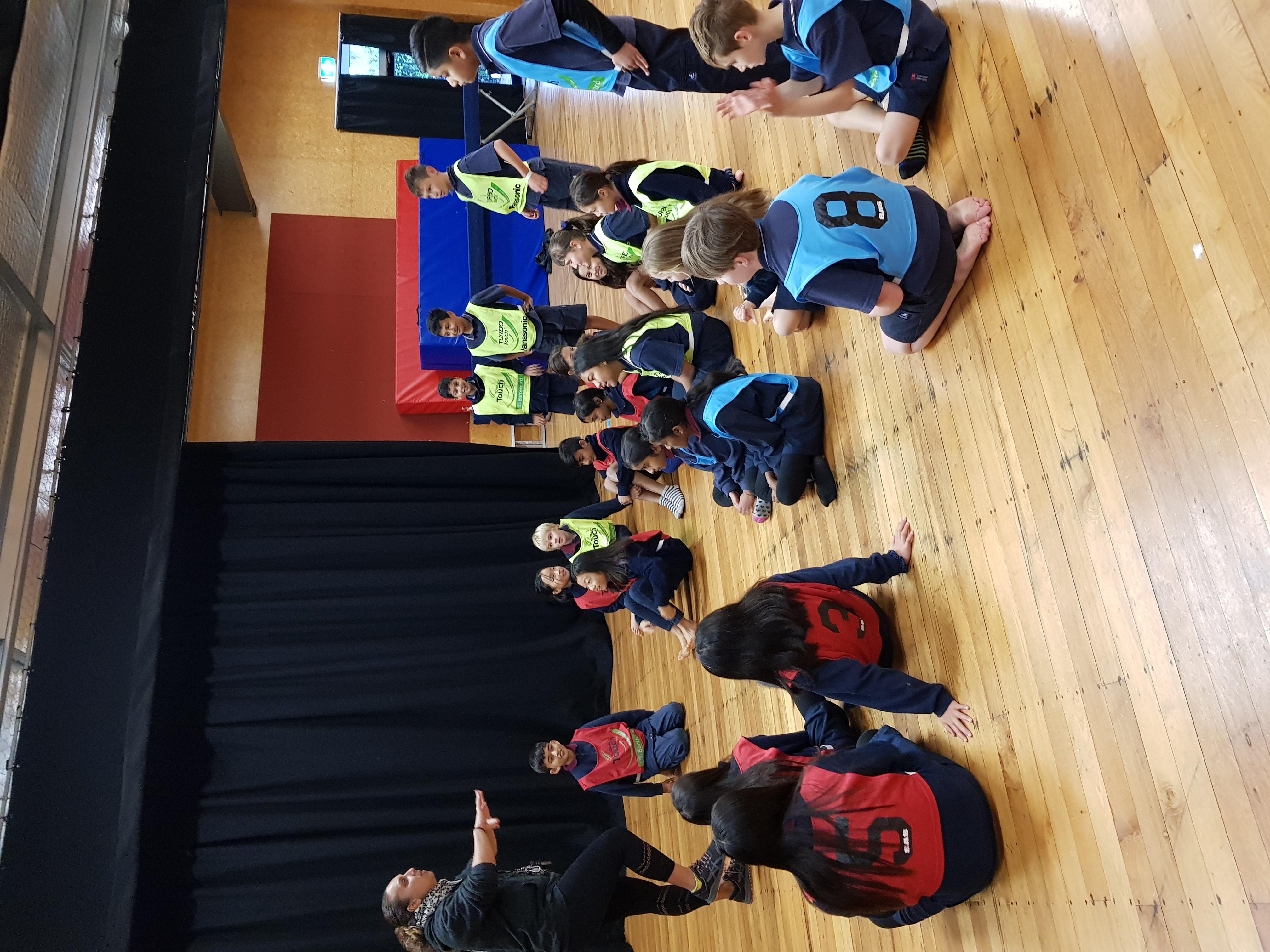Blockhouse Bay Primary School - Kiwisport