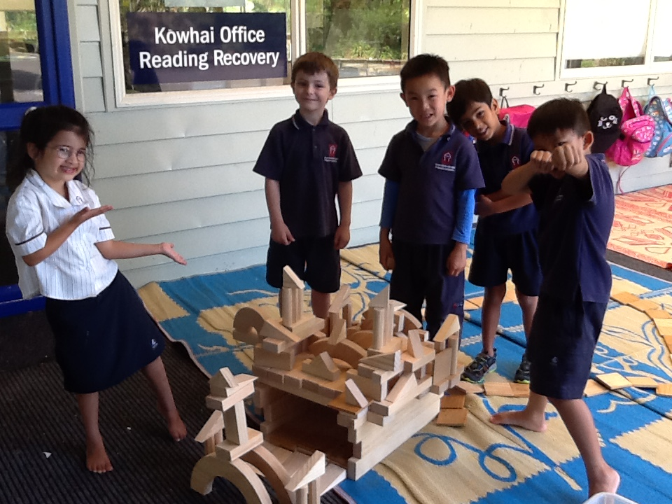 Blockhouse Bay Primary School - Creative Kids