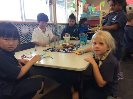 Blockhouse Bay Primary School - Room 19's creative ideas