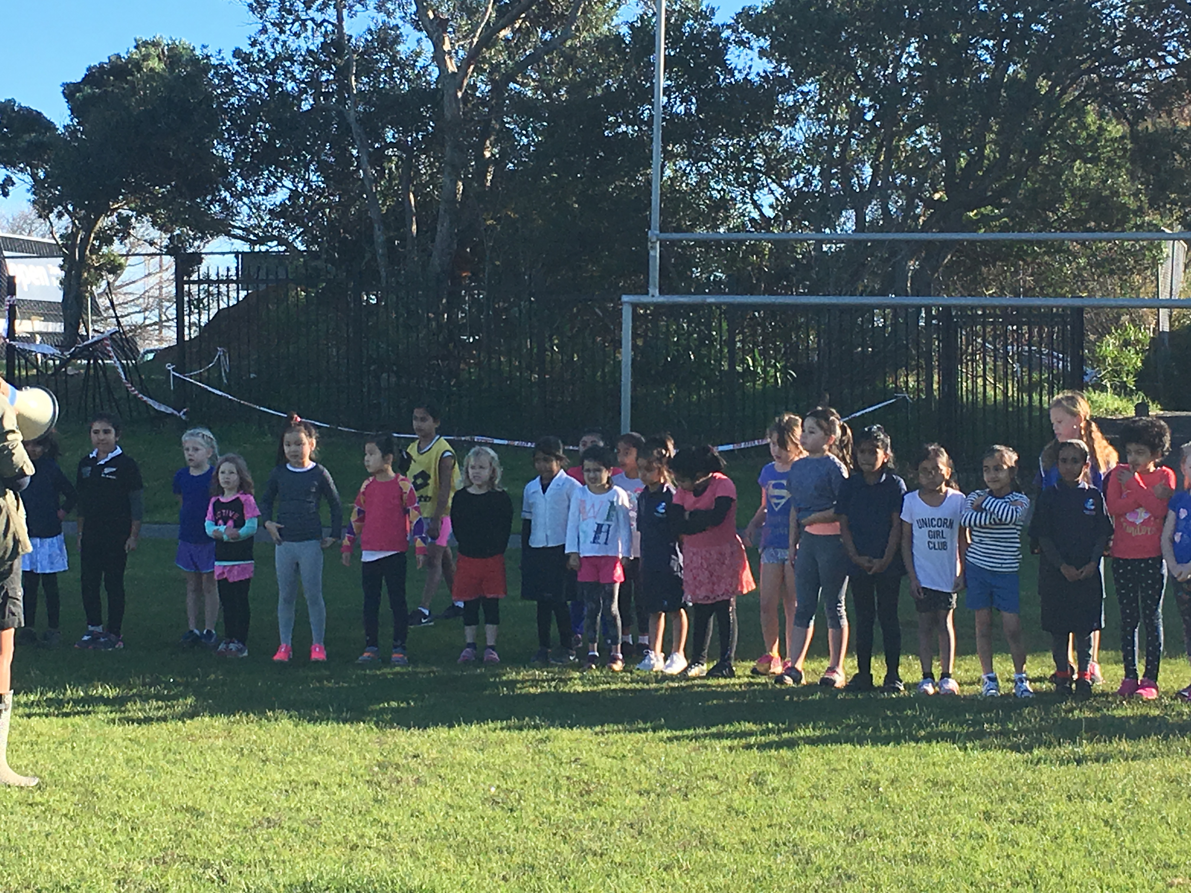 Blockhouse Bay Primary School - Junior Cross Country