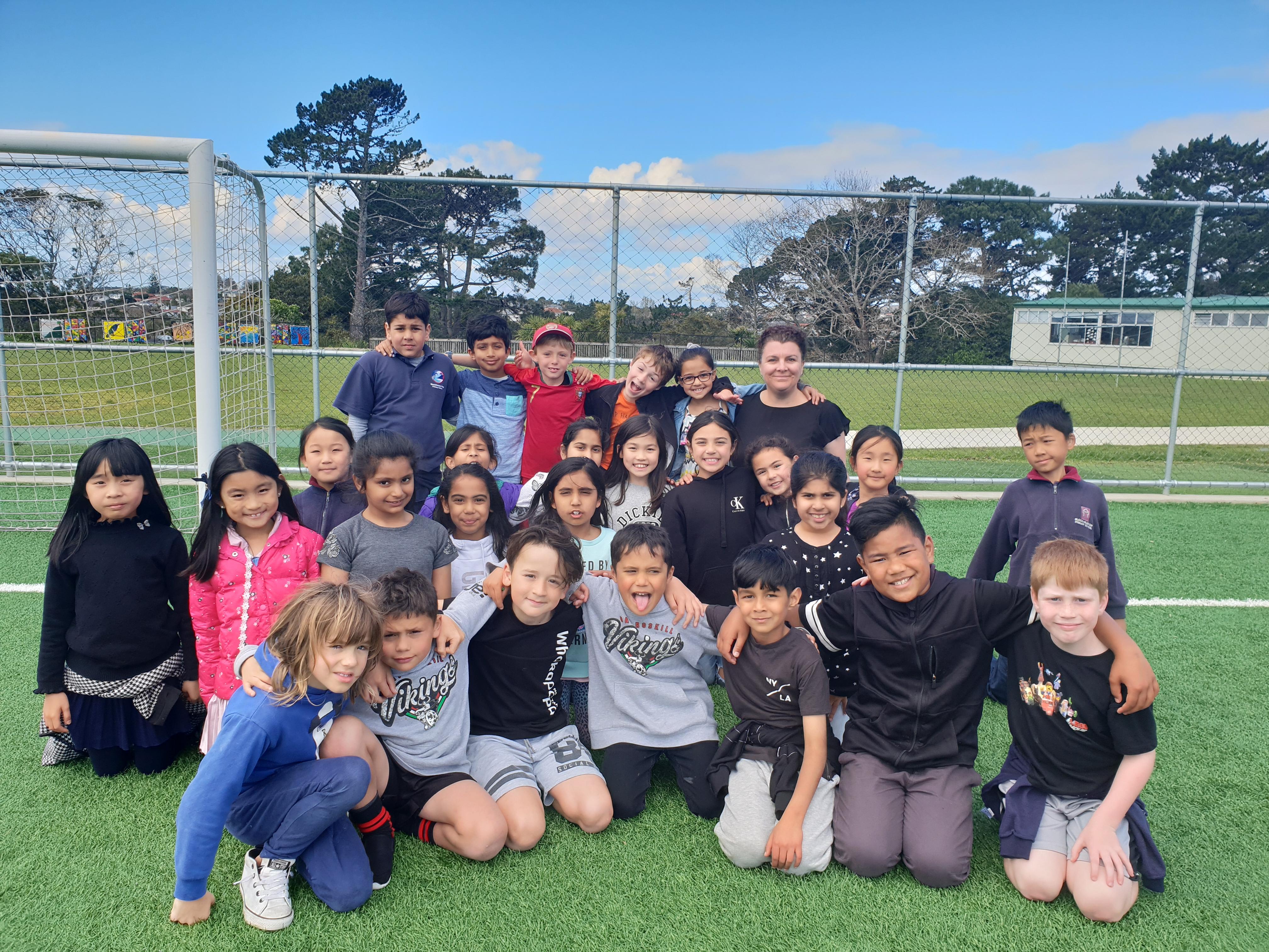 Blockhouse Bay Primary School - Room 2 2018