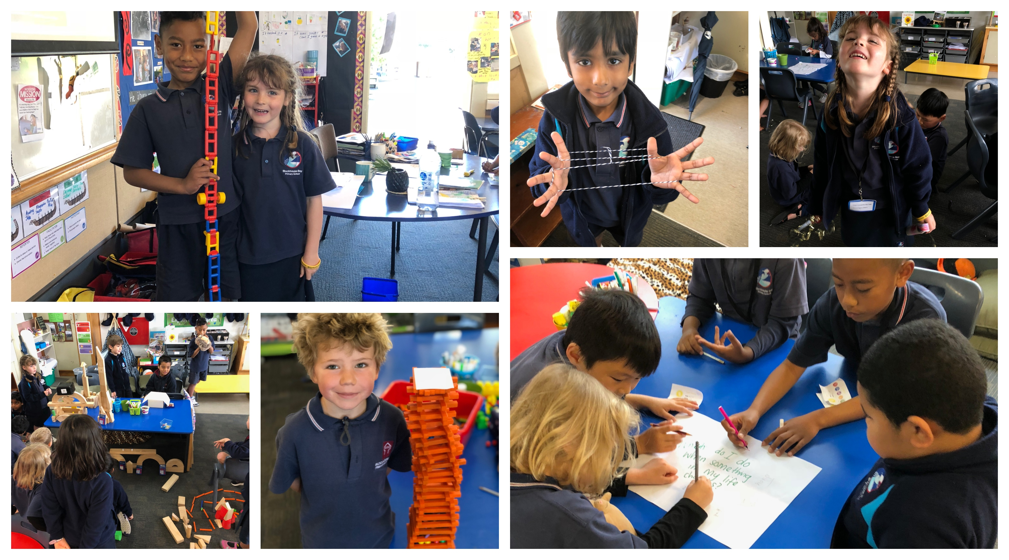 Blockhouse Bay Primary School - Problem Solving