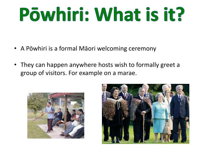 Blockhouse Bay Primary School - Powhiri