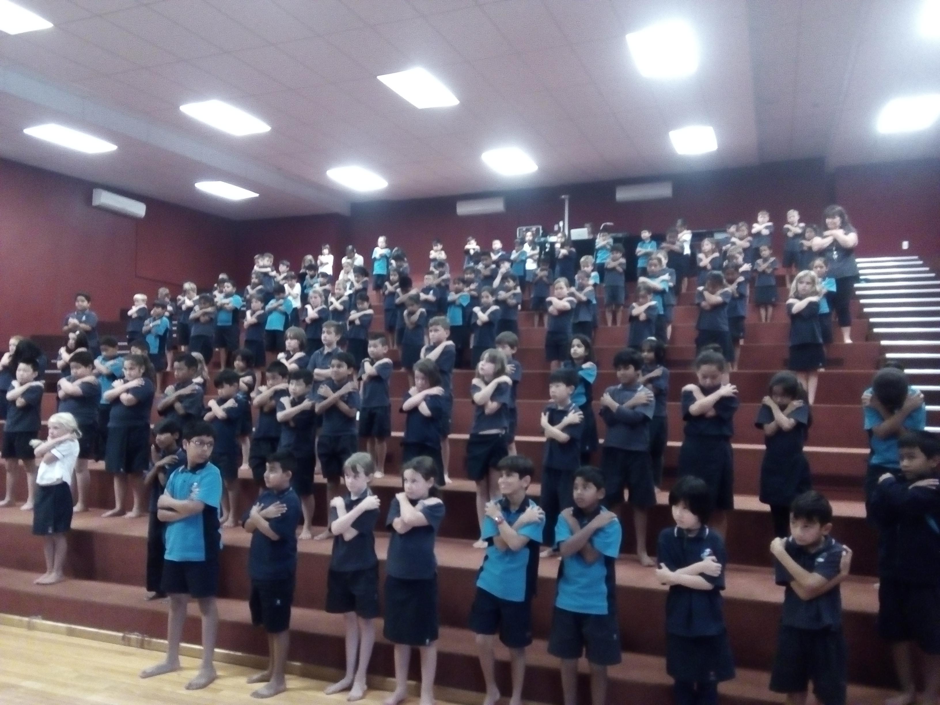 Blockhouse Bay Primary School - Gooooo Nooooodle!!