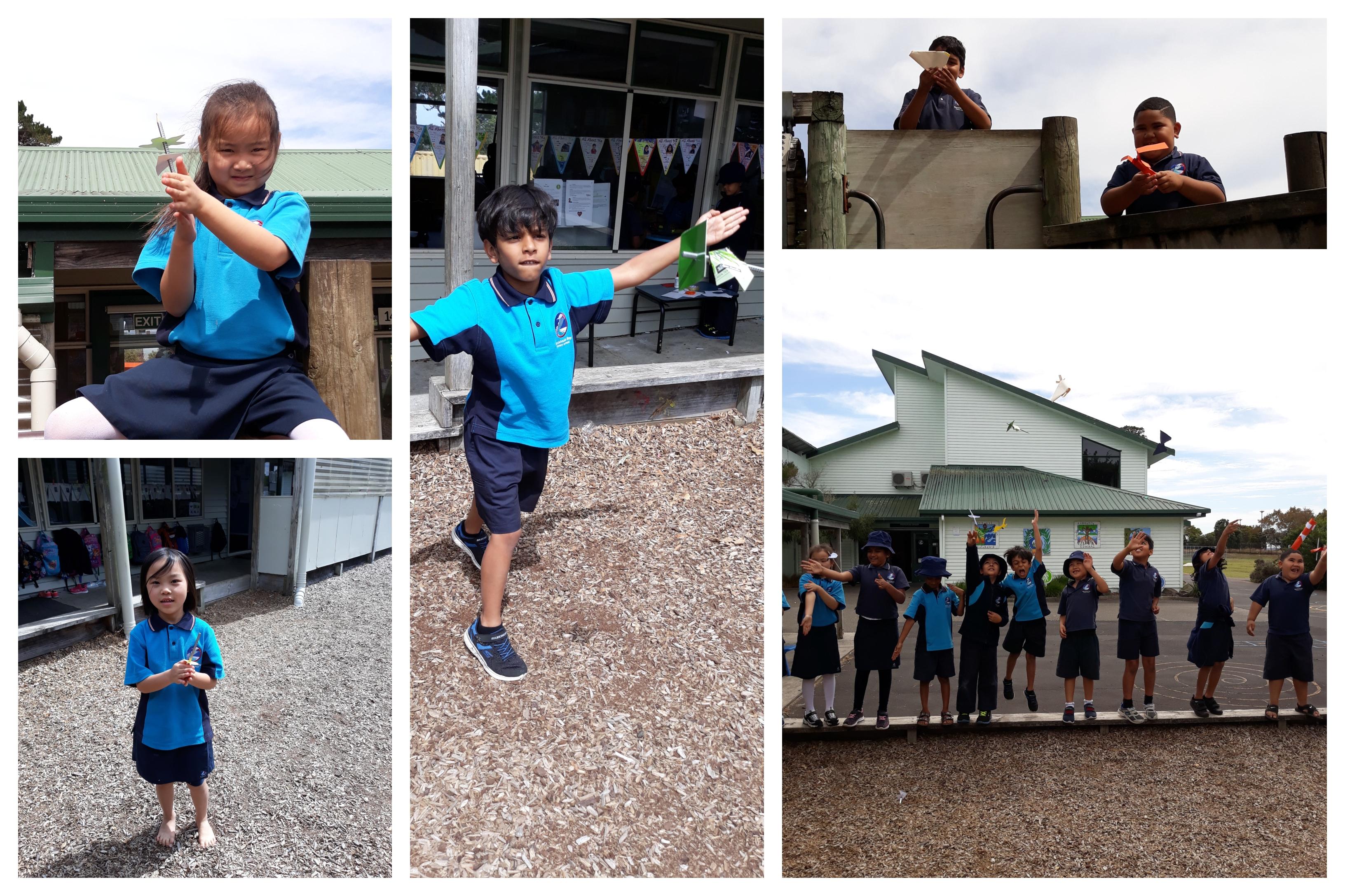 Blockhouse Bay Primary School - Rosie Revere the Engineer