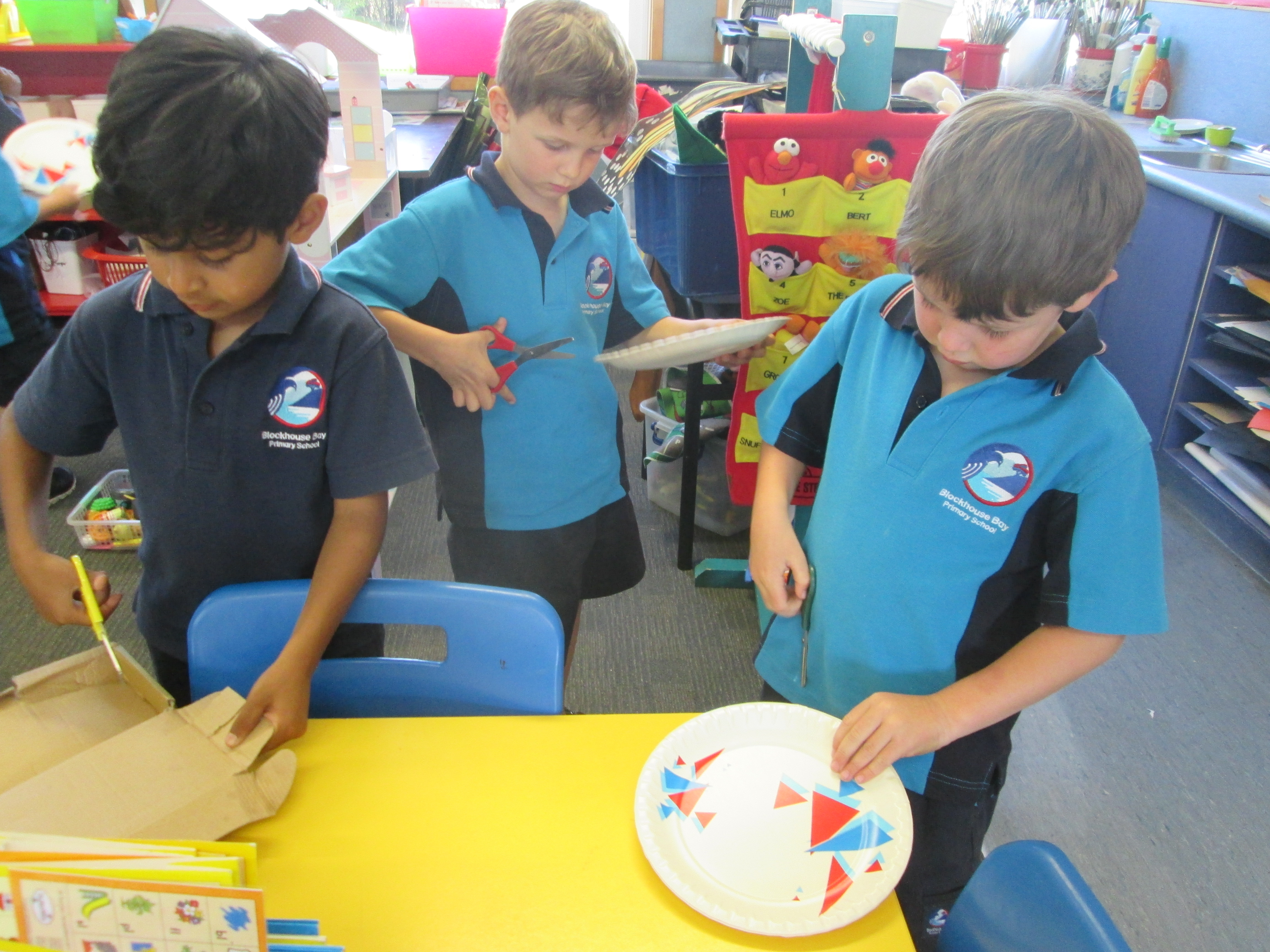Blockhouse Bay Primary School - Tinkering in Room 16
