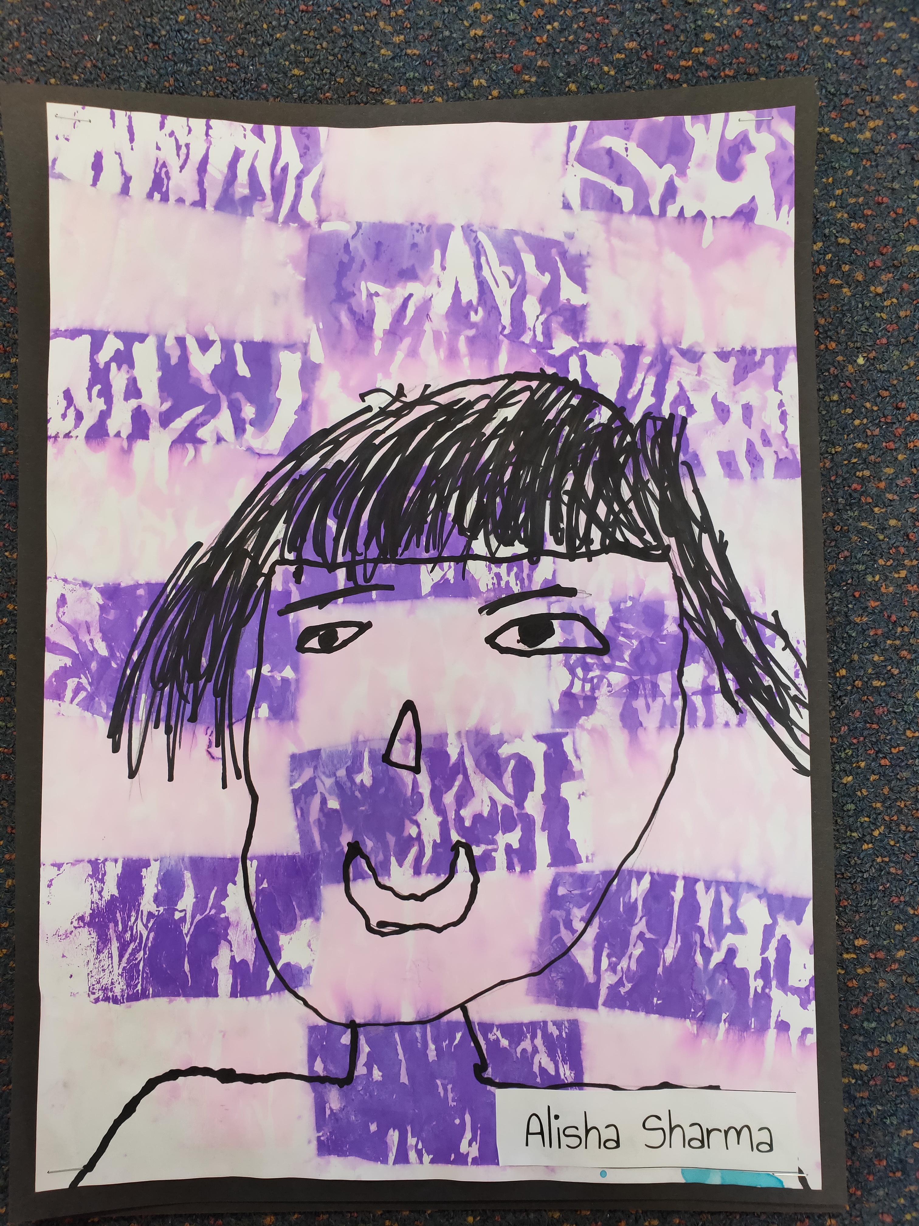 Blockhouse Bay Primary School - Portraits