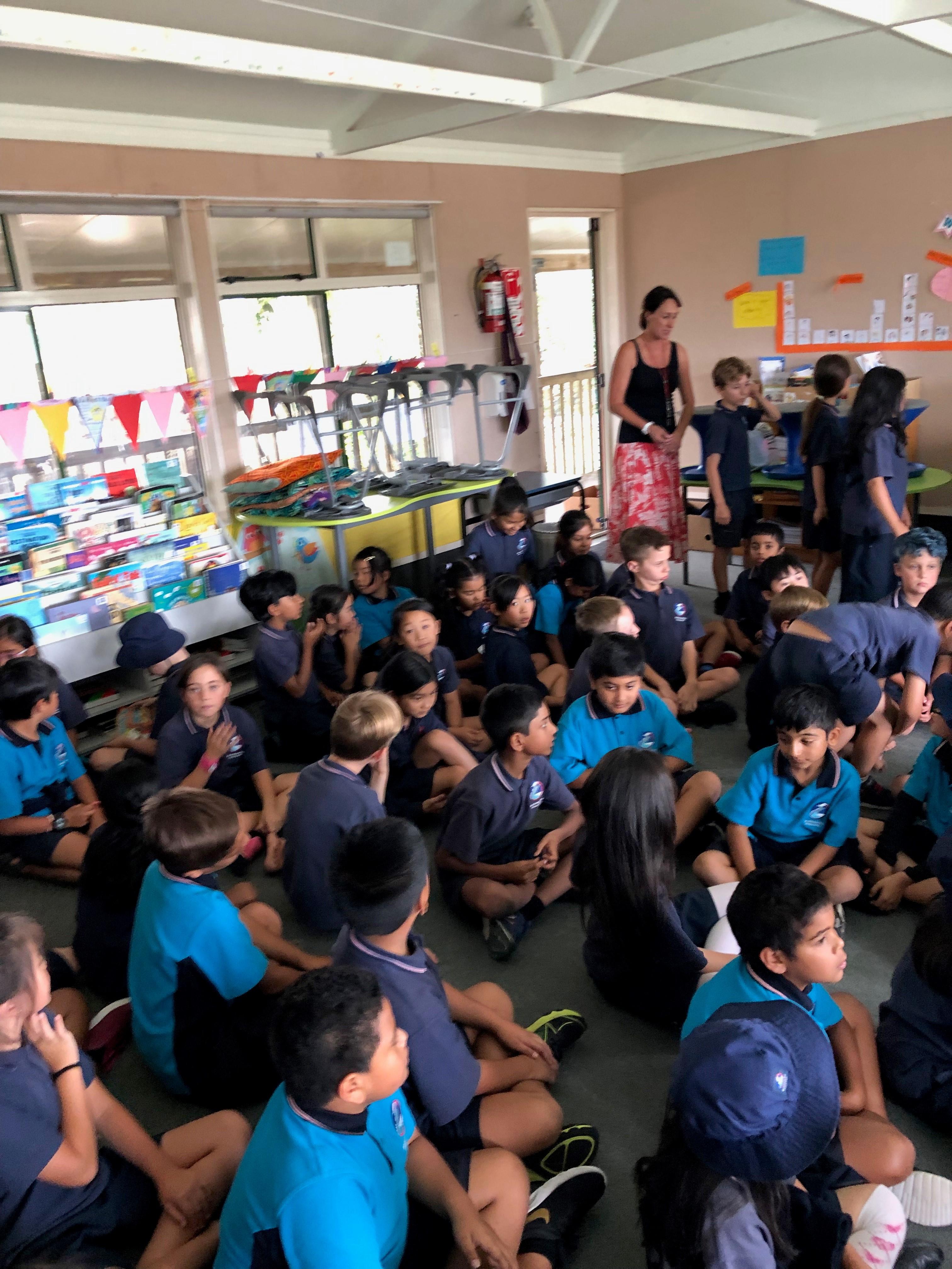 Blockhouse Bay Primary School - Kete Whānau  Whakanui