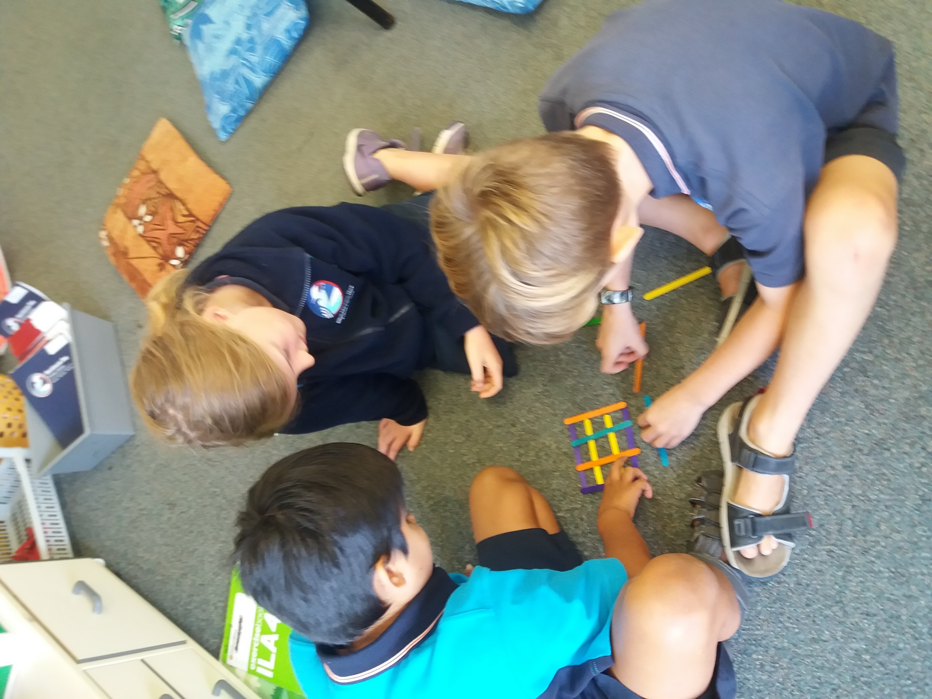 Blockhouse Bay Primary School - Monday Maths Challenge