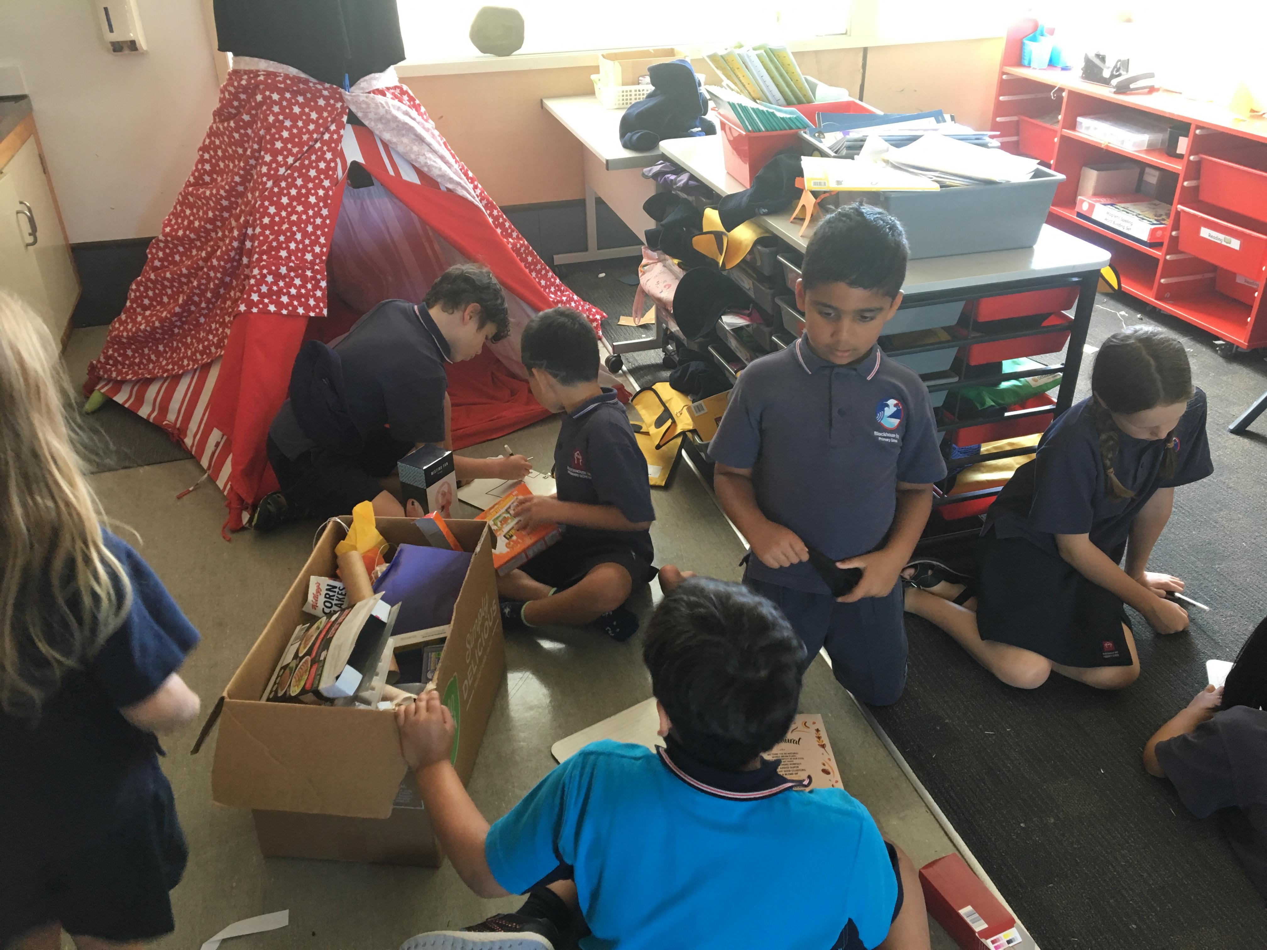 Blockhouse Bay Primary School - Room 10 and Room 23 Tuakana Teina