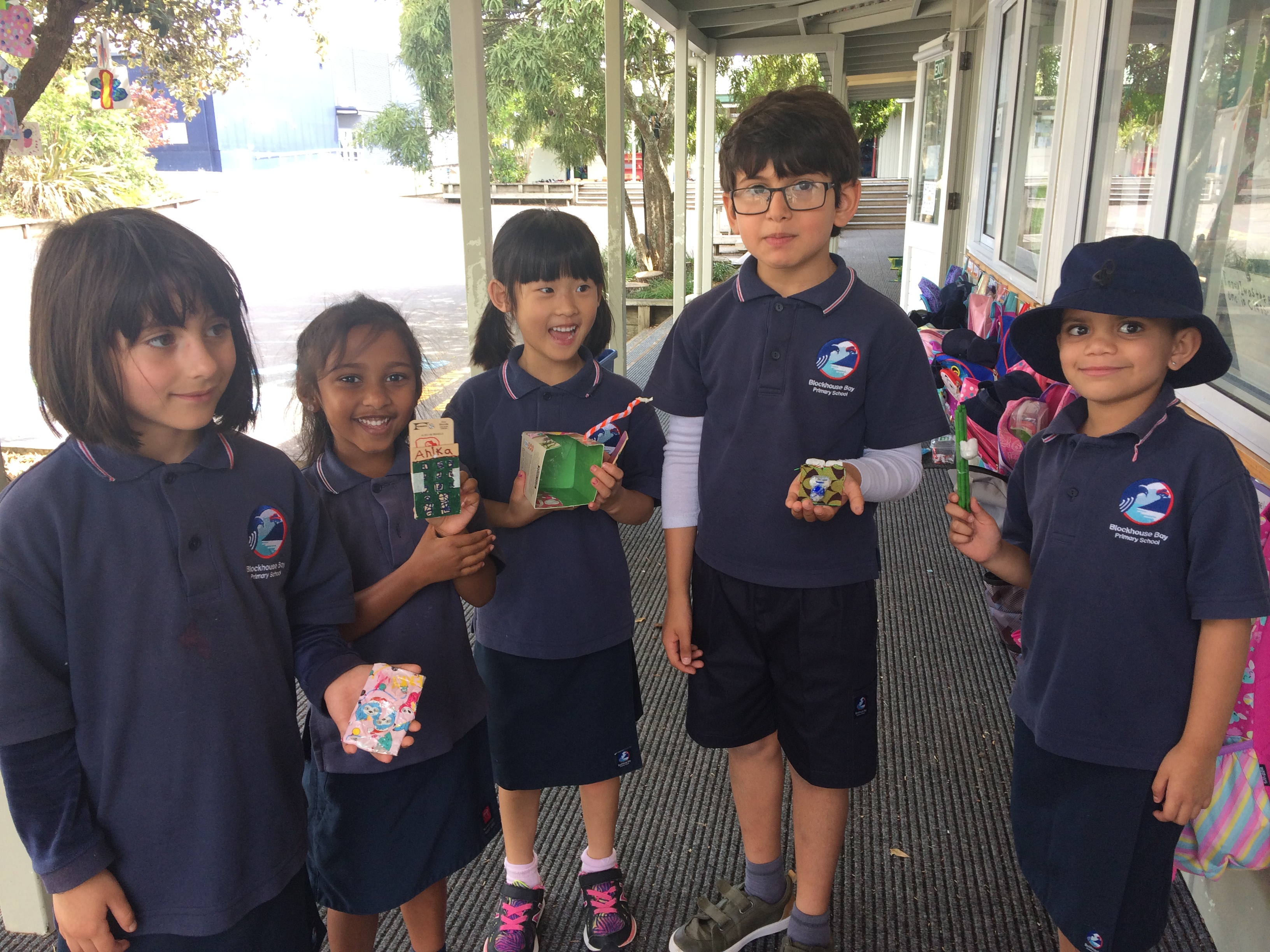 Blockhouse Bay Primary School - Room 19's news