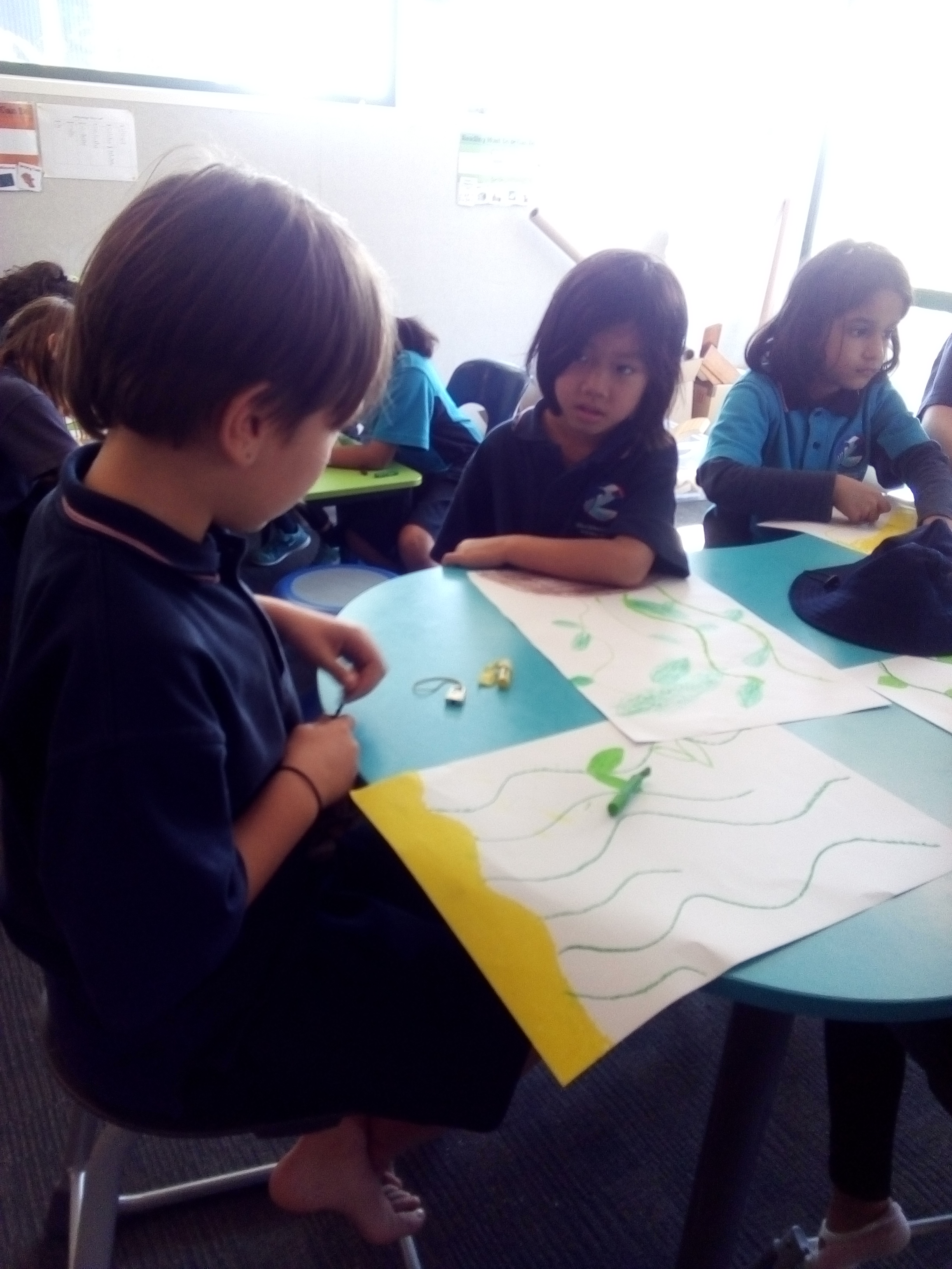 Blockhouse Bay Primary School - Room 2 and 3's Awesome Art!