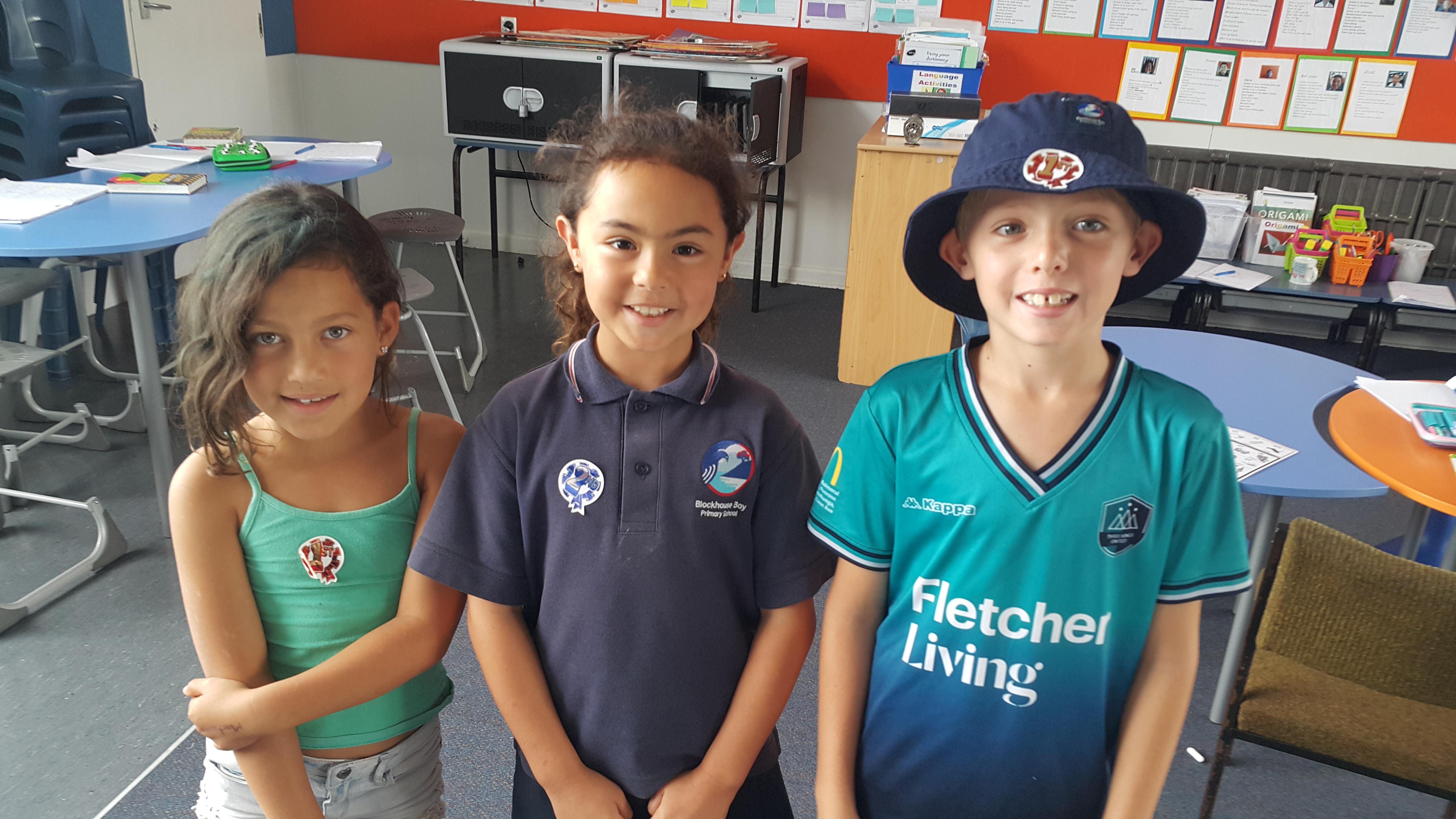 Blockhouse Bay Primary School - Cross Country Room 9
