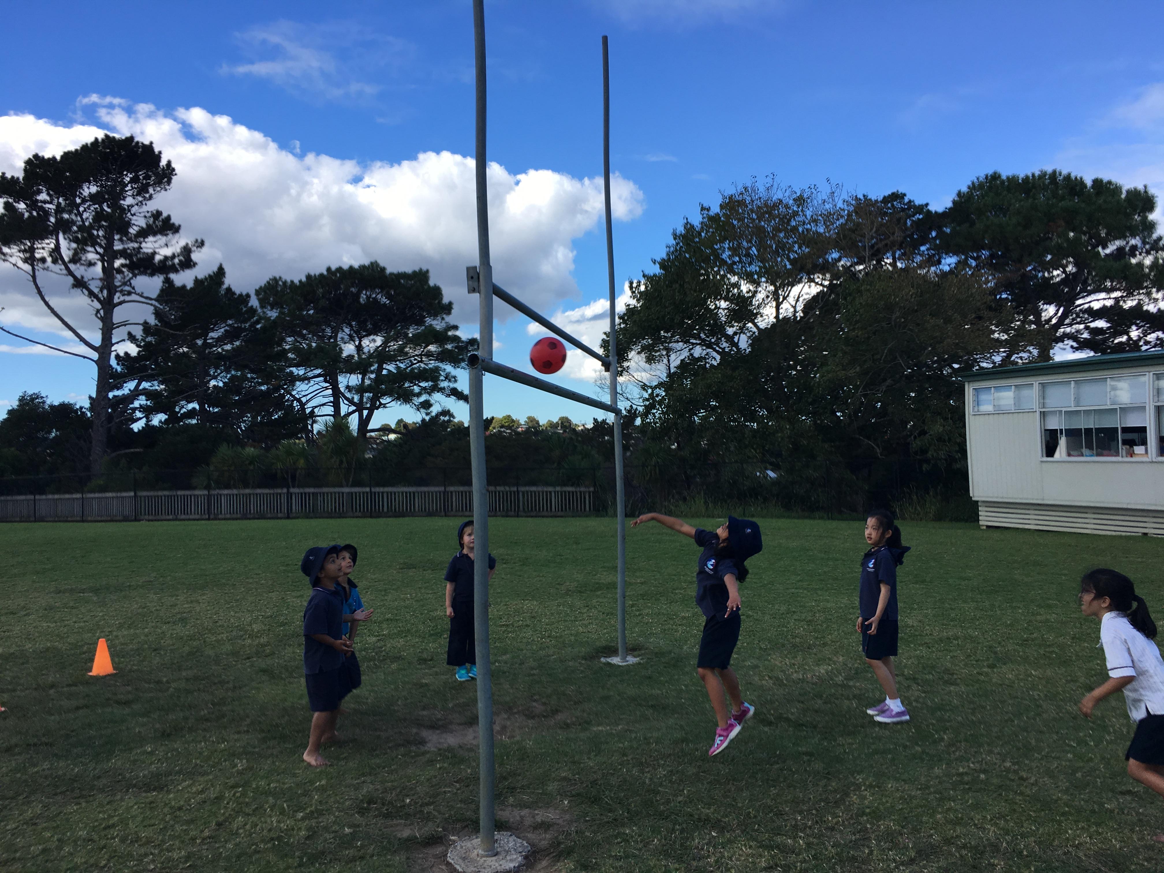 Blockhouse Bay Primary School - Creating Games