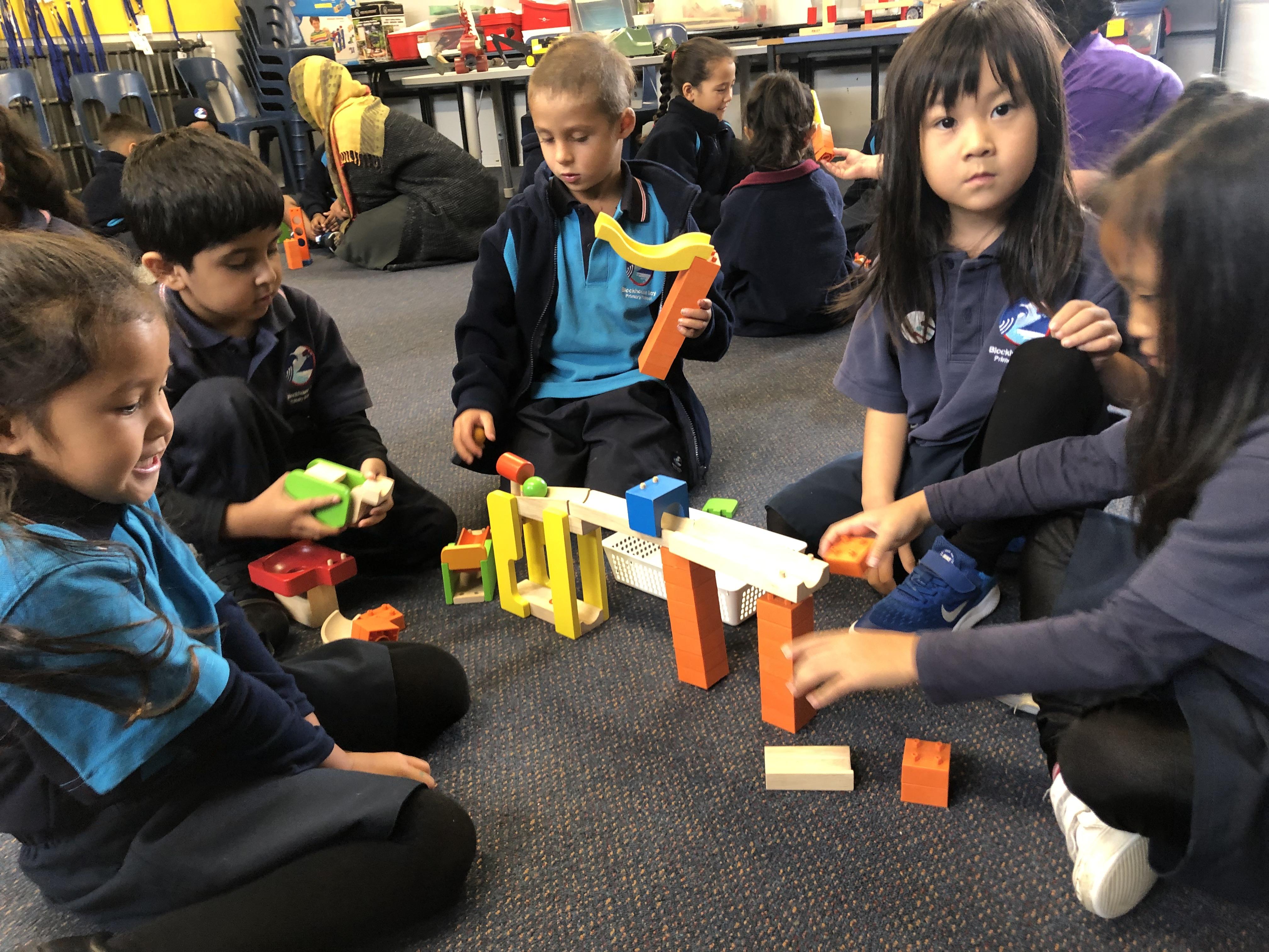 Blockhouse Bay Primary School - Room 18's MOTAT Stem