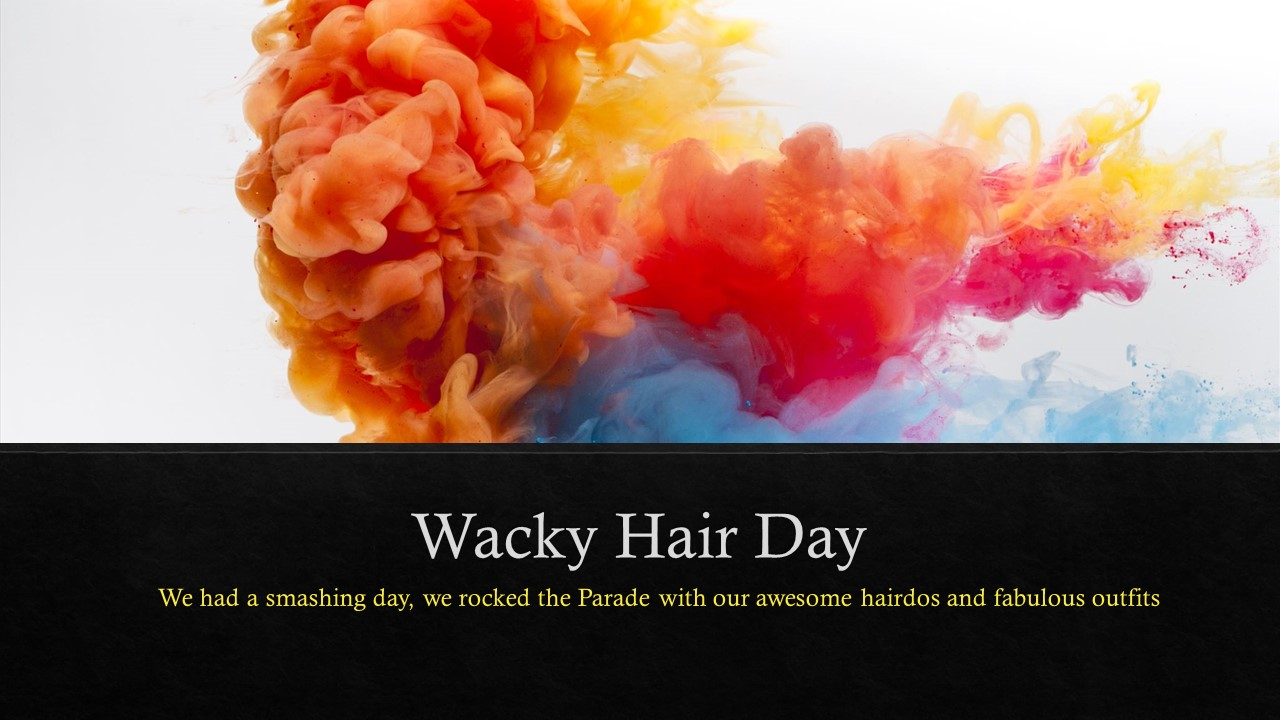 Blockhouse Bay Primary School - Wacky Hair Day