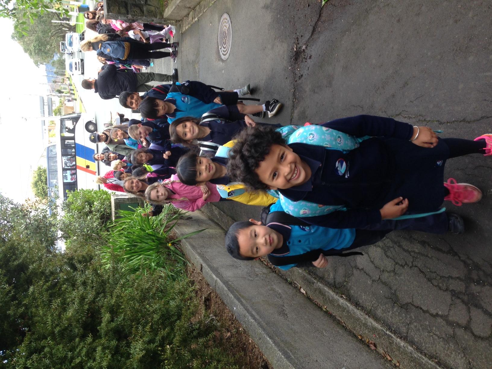 Blockhouse Bay Primary School - Room 23's Arataki trip
