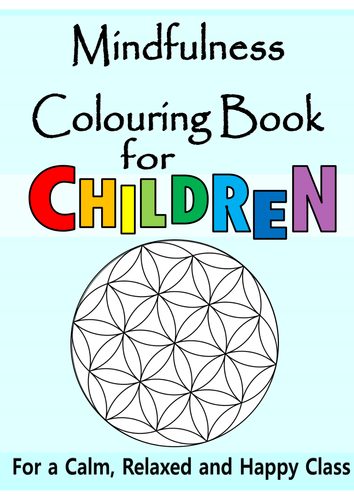 Blockhouse Bay Primary School - Mindful Colouring....