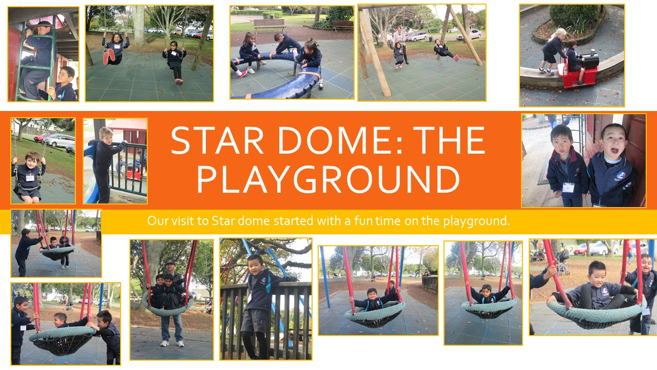 Blockhouse Bay Primary School - Stardome playground