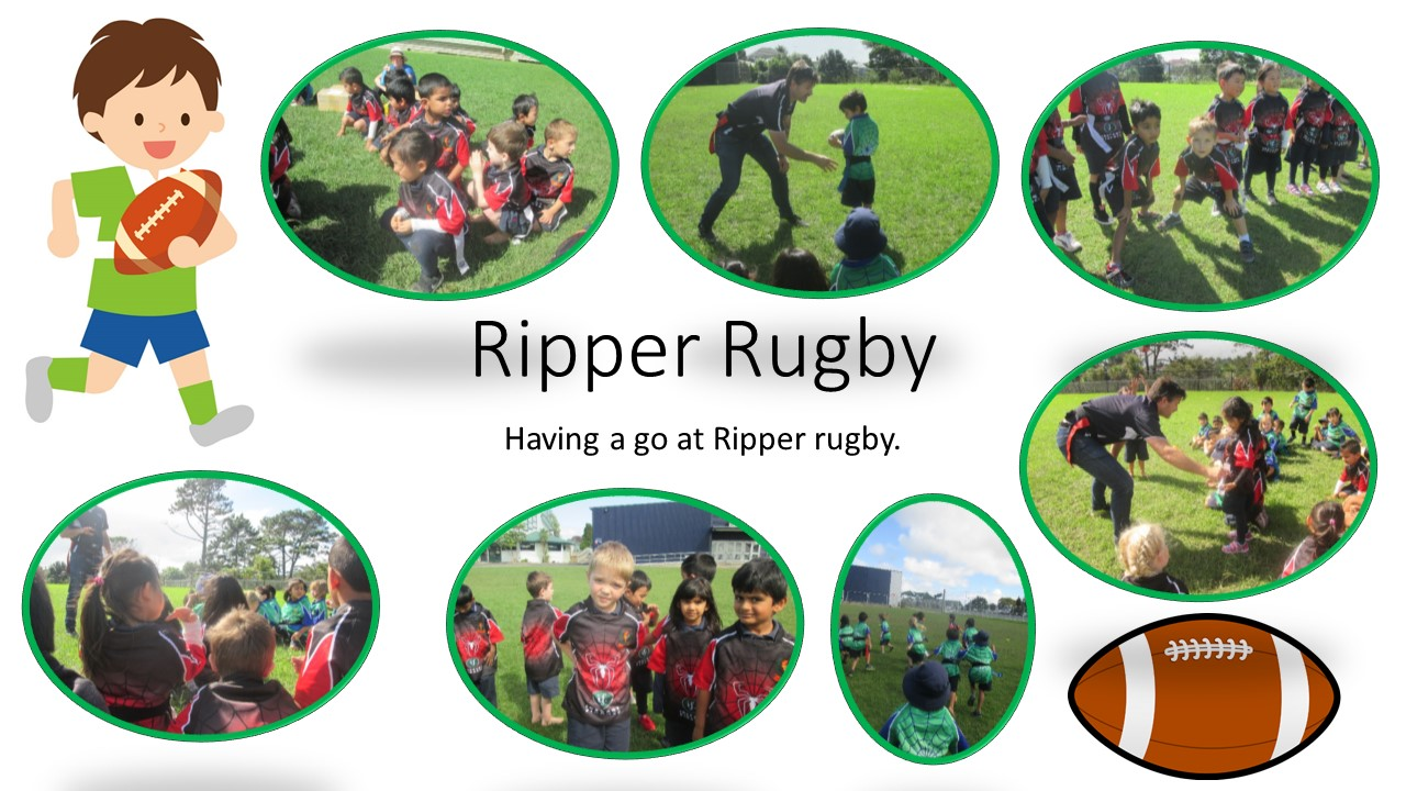 Blockhouse Bay Primary School - Ripper Rugby