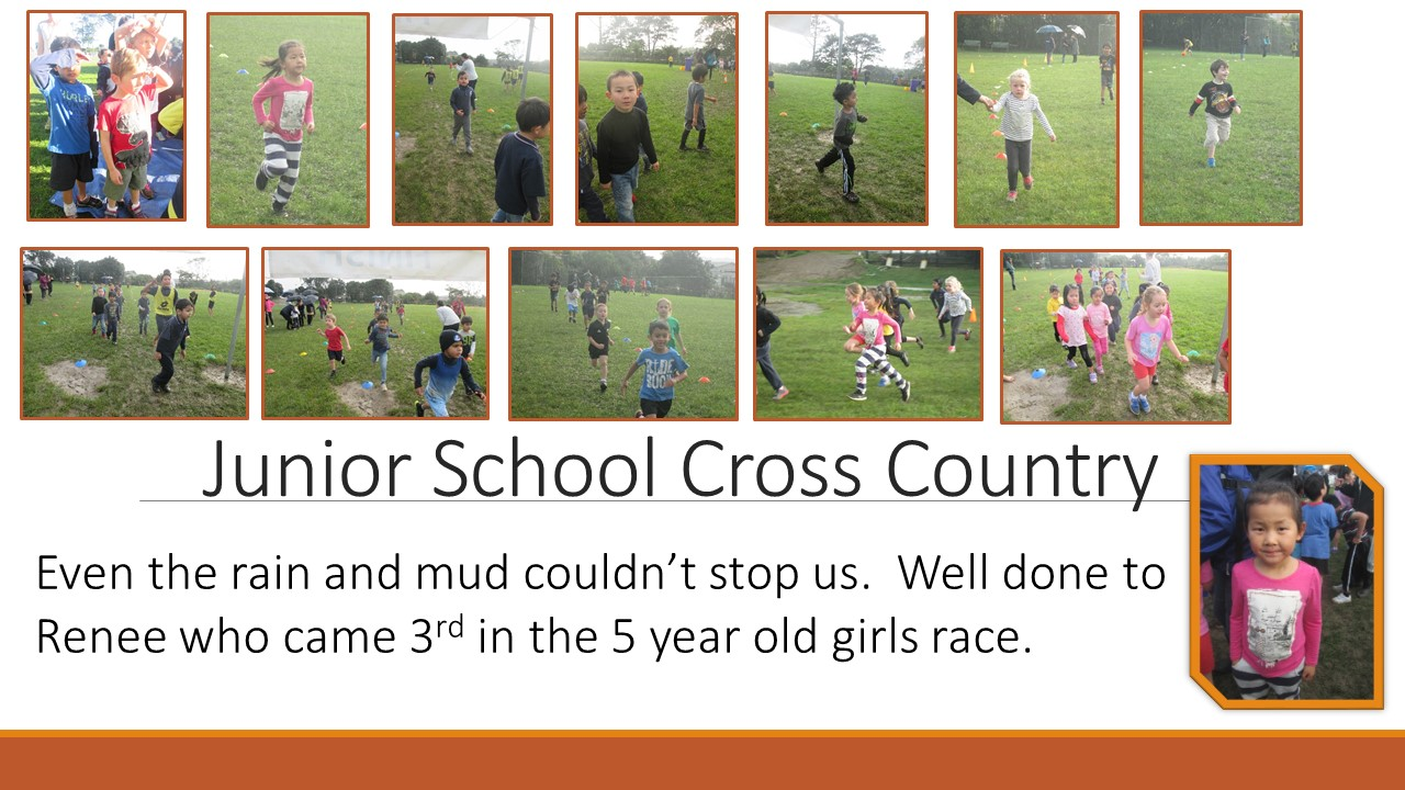 Blockhouse Bay Primary School - Junior School Cross Country