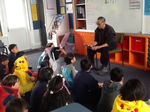 Blockhouse Bay Primary School - Book Week