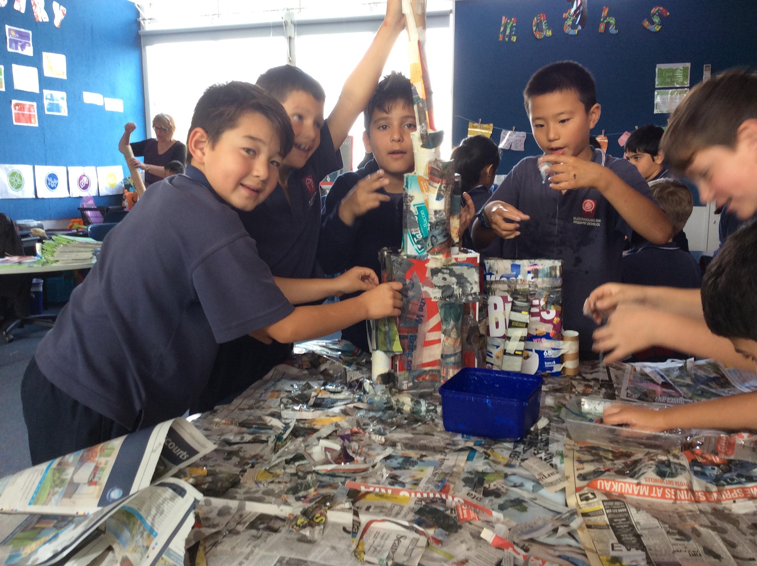 Blockhouse Bay Primary School - Rockets
