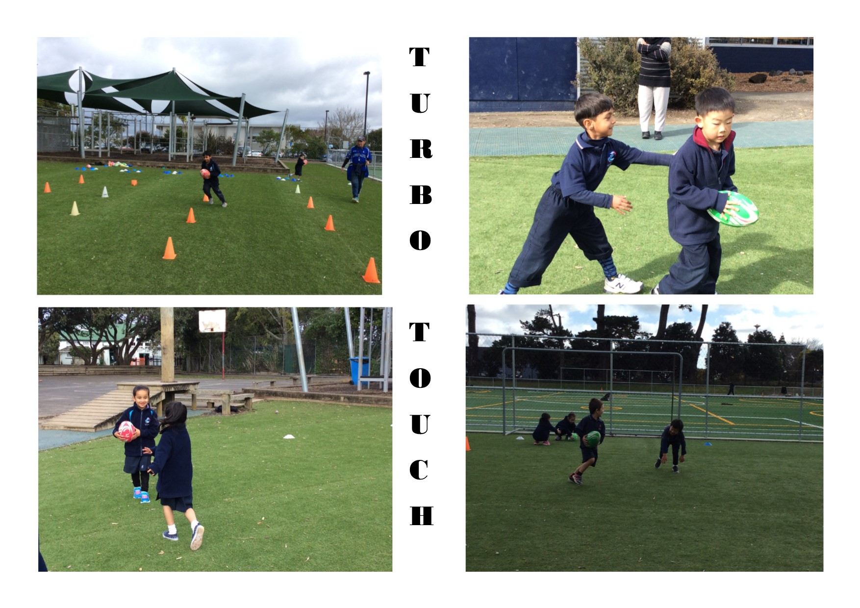 Blockhouse Bay Primary School - Turbo Touch