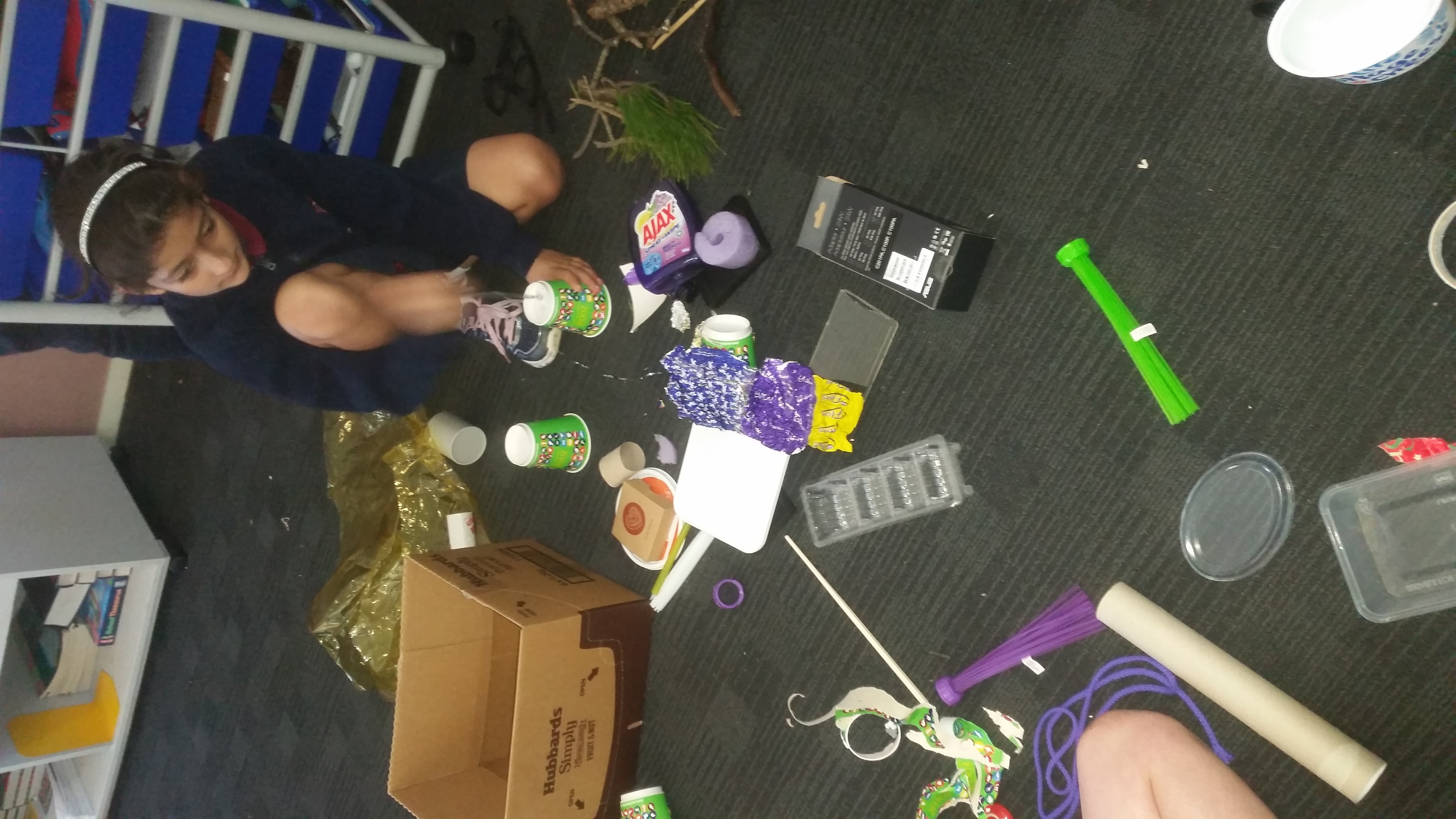 Blockhouse Bay Primary School - Creative Block