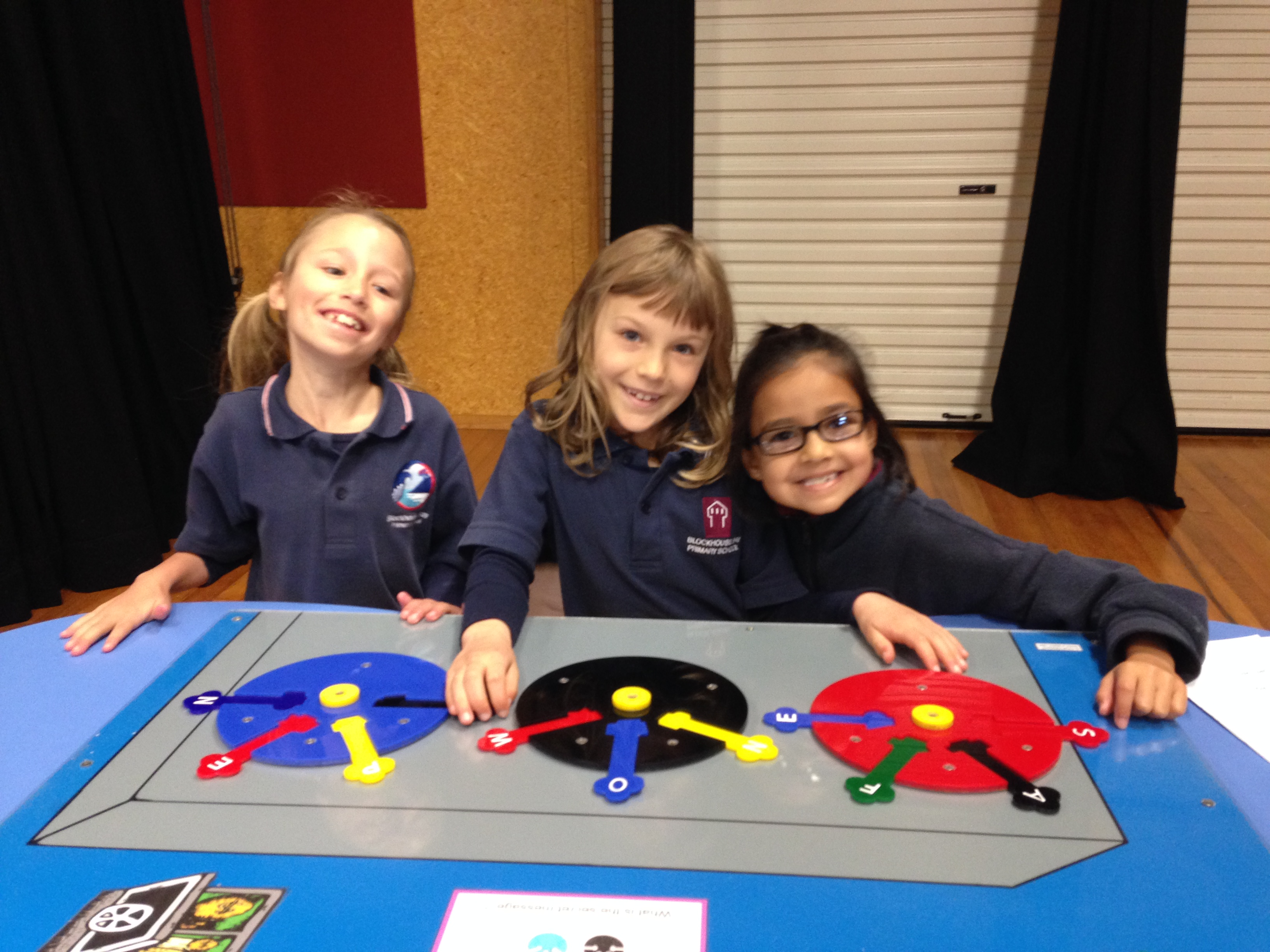 Blockhouse Bay Primary School - Rimu Hands on Maths Day