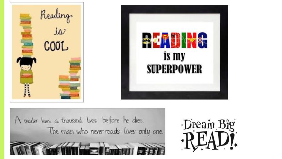 Blockhouse Bay Primary School - Room Five's Reading is...