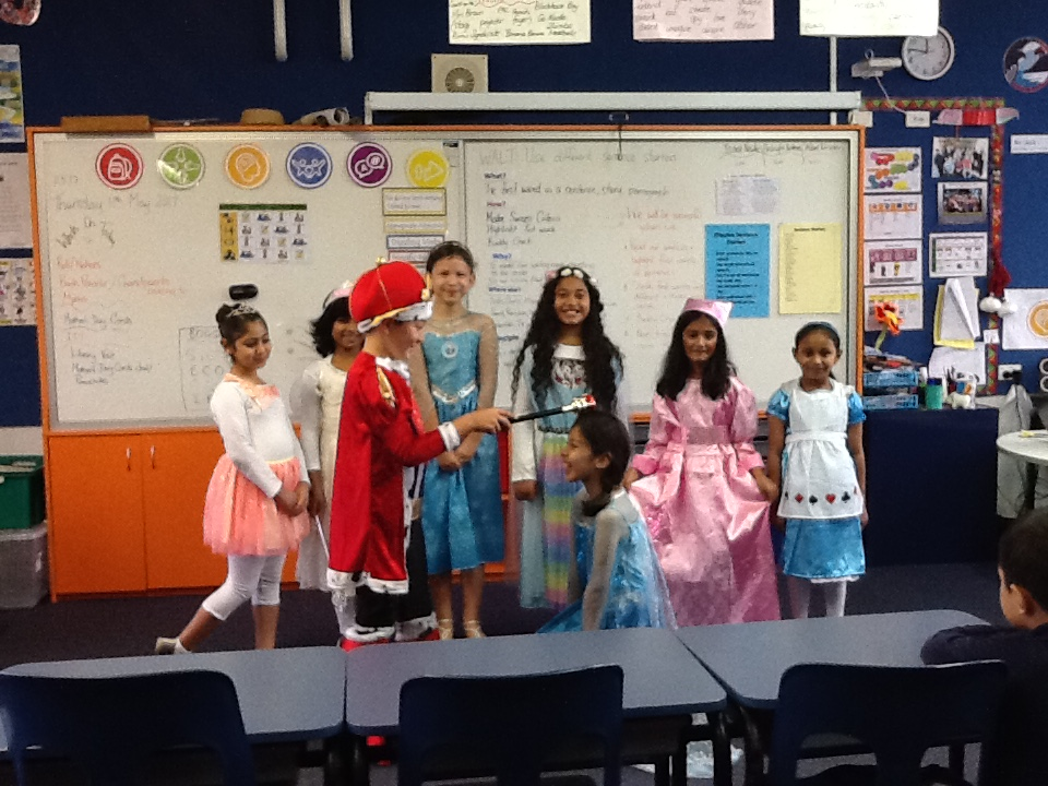 Blockhouse Bay Primary School - Dress Up Parade 2017