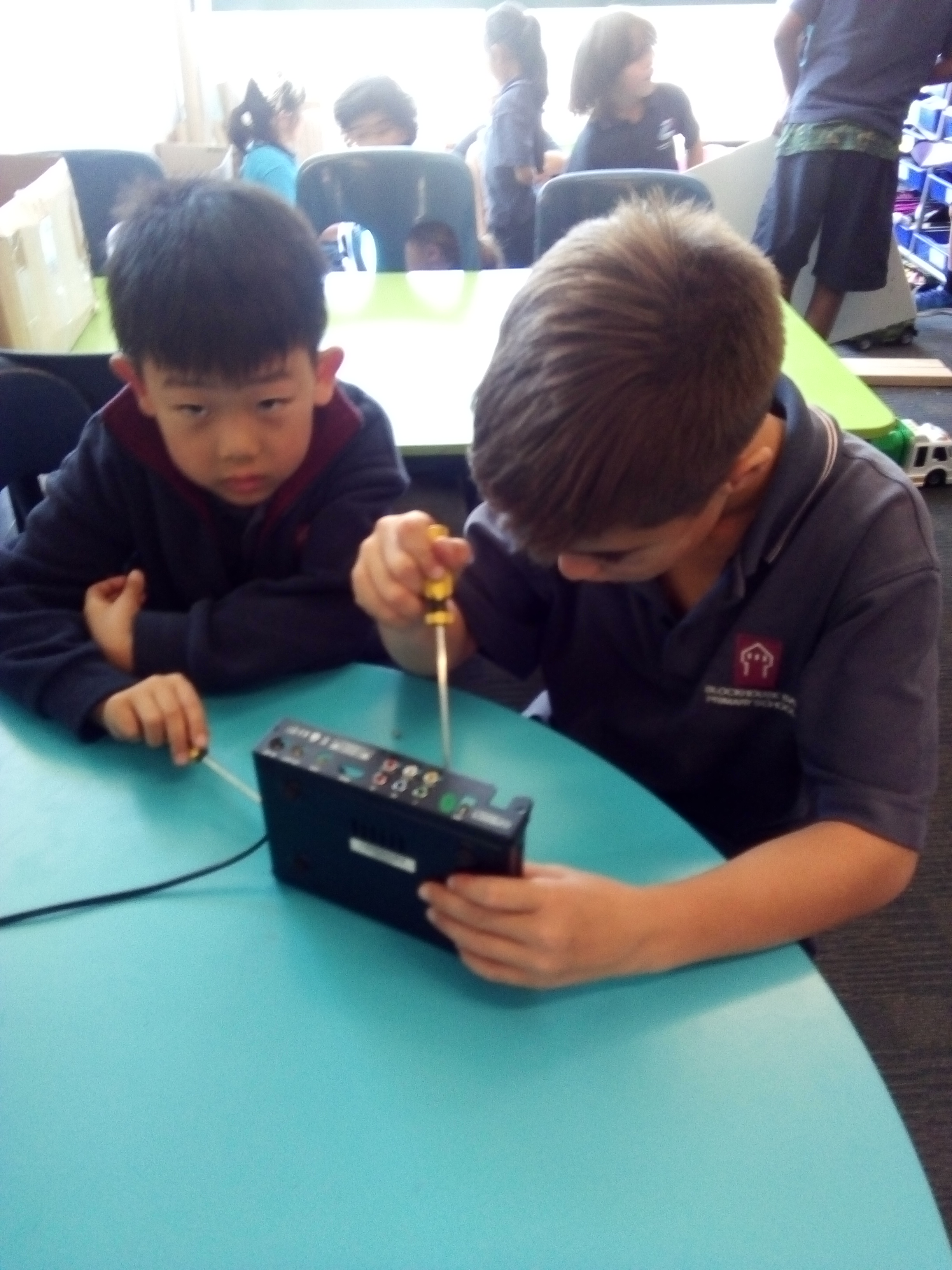 Blockhouse Bay Primary School - Creation Innovation- Makerspaces at Blockhouse Bay School By the Communications Club and Miss Innes