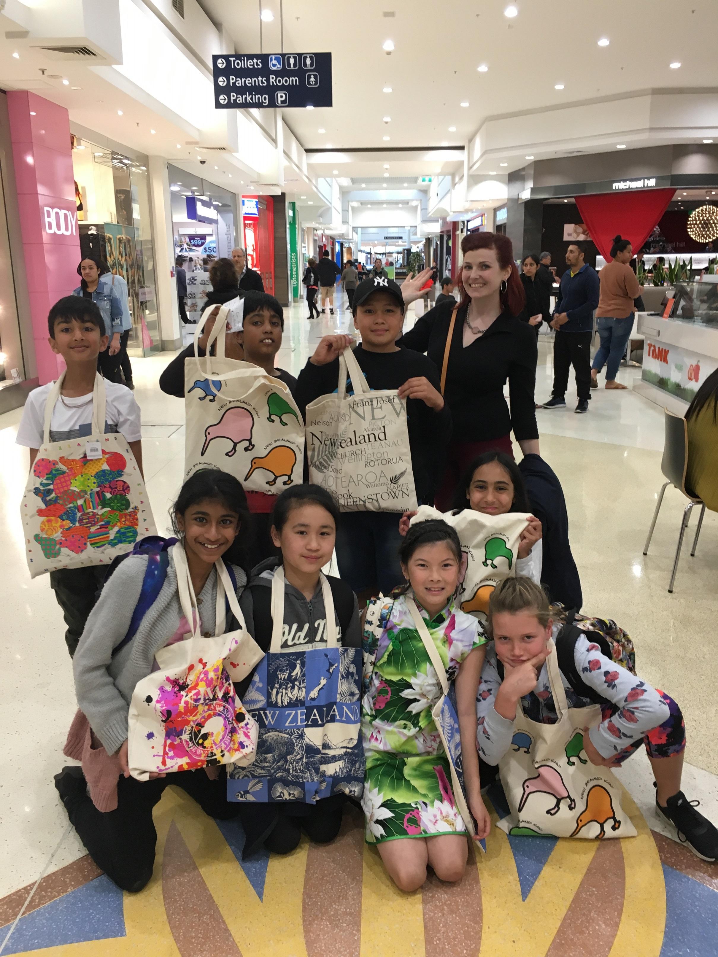Blockhouse Bay Primary School - Year 5/6 China Trip