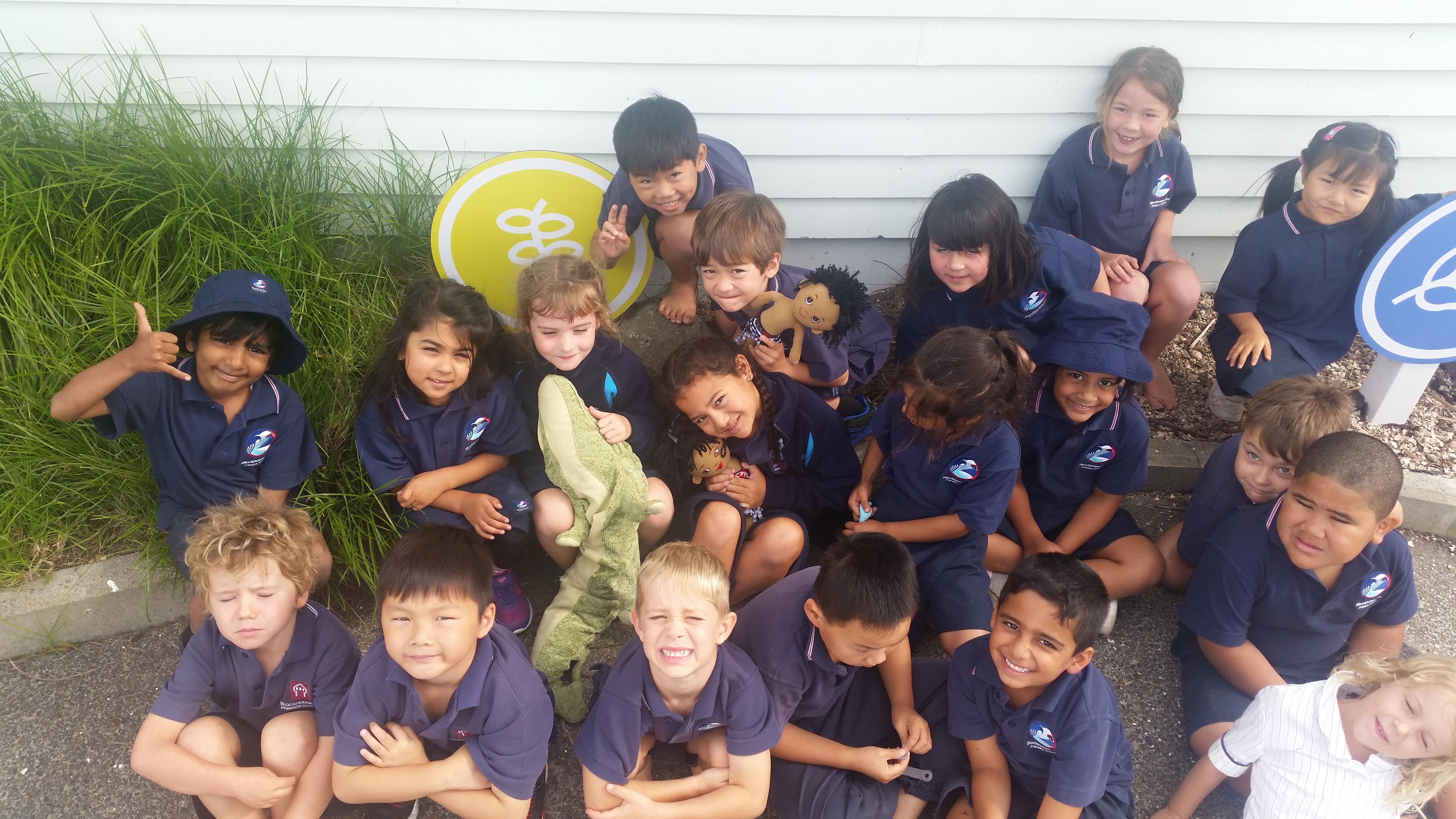 Blockhouse Bay Primary School - New Signage @ BHB