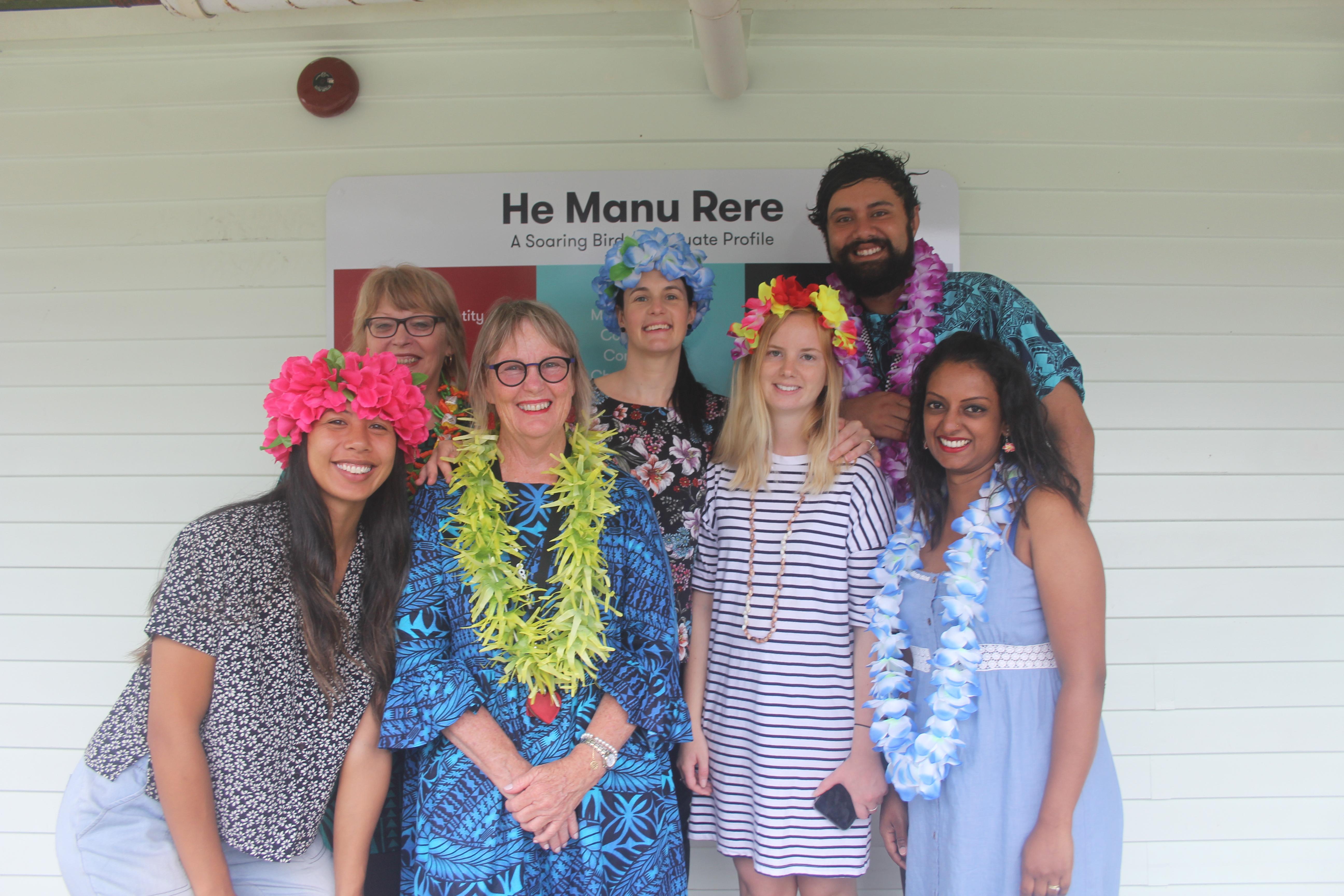 Blockhouse Bay Primary School - Our Pasifika Aiga 2018