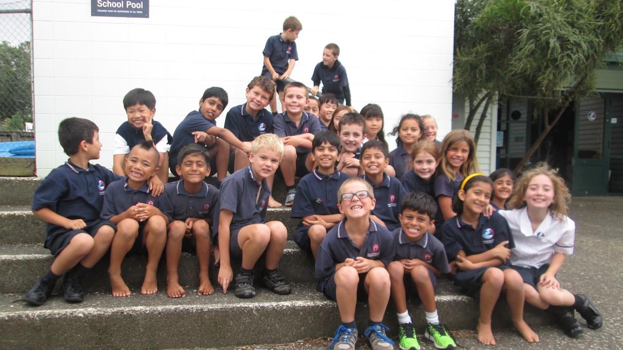 Blockhouse Bay Primary School - Room 12 Rocks