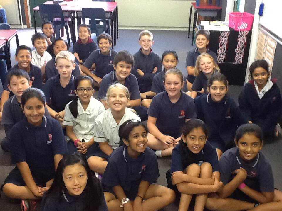 Blockhouse Bay Primary School - We are Room 1!