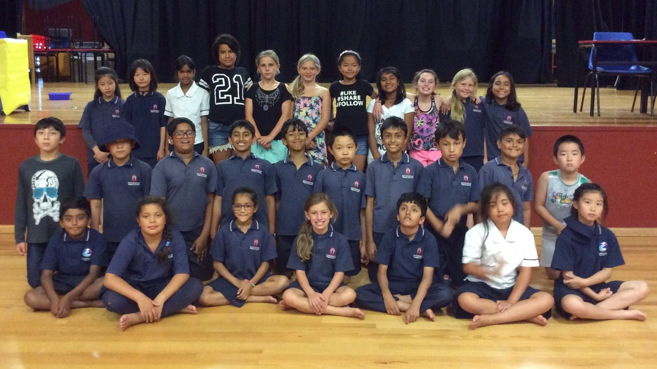 Blockhouse Bay Primary School - Ruma Whitu!