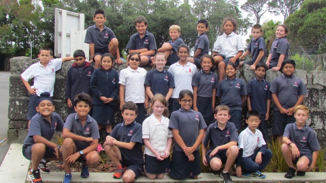 Blockhouse Bay Primary School - Room 6!