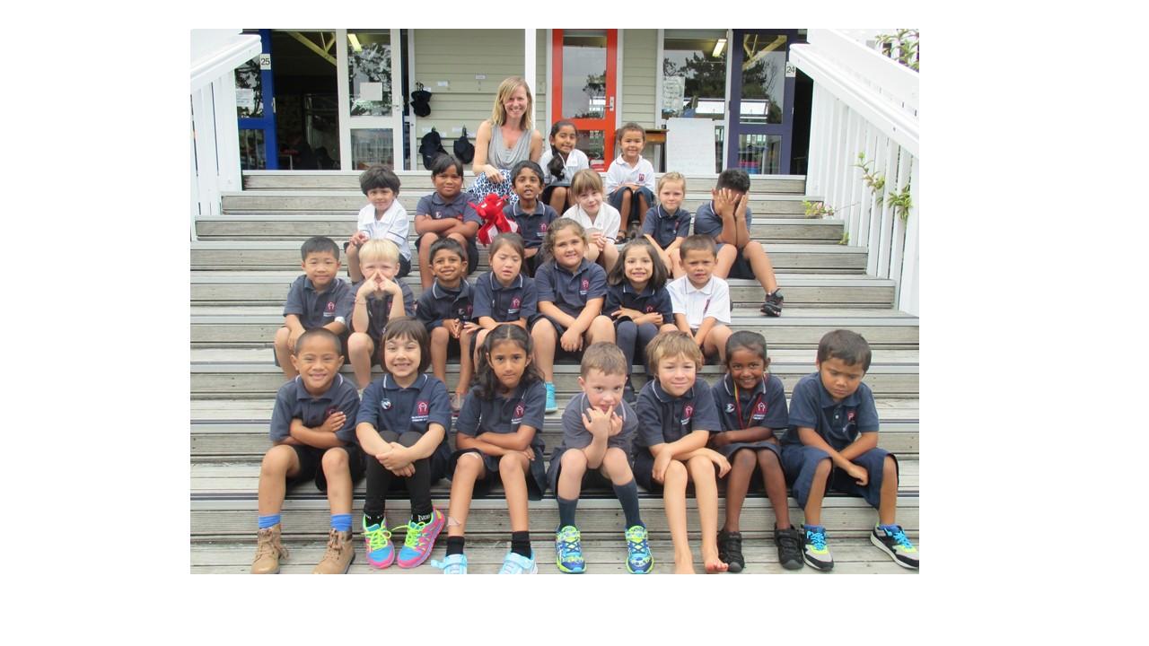Blockhouse Bay Primary School - The Room 17 Team!!