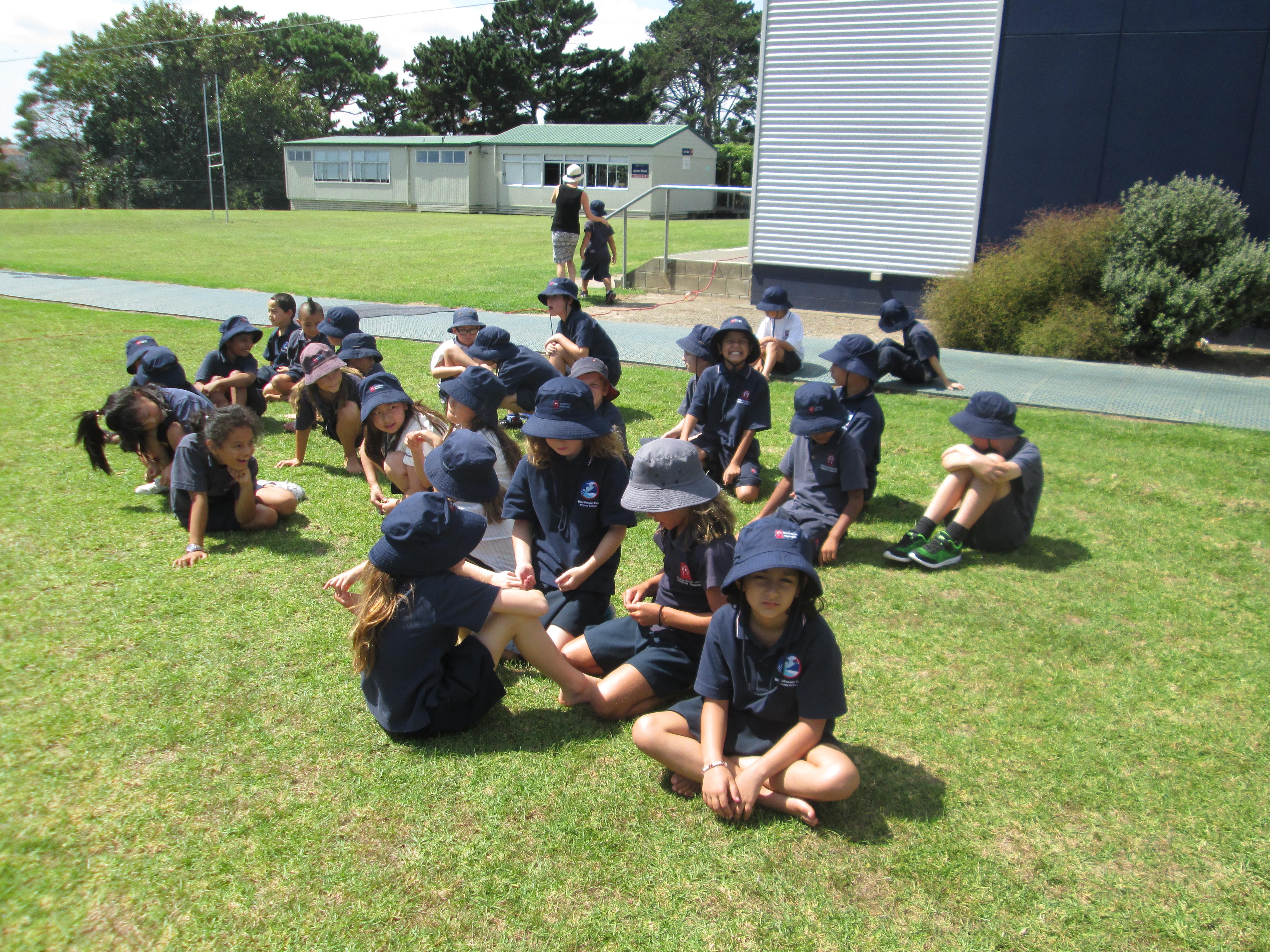 Blockhouse Bay Primary School - Football